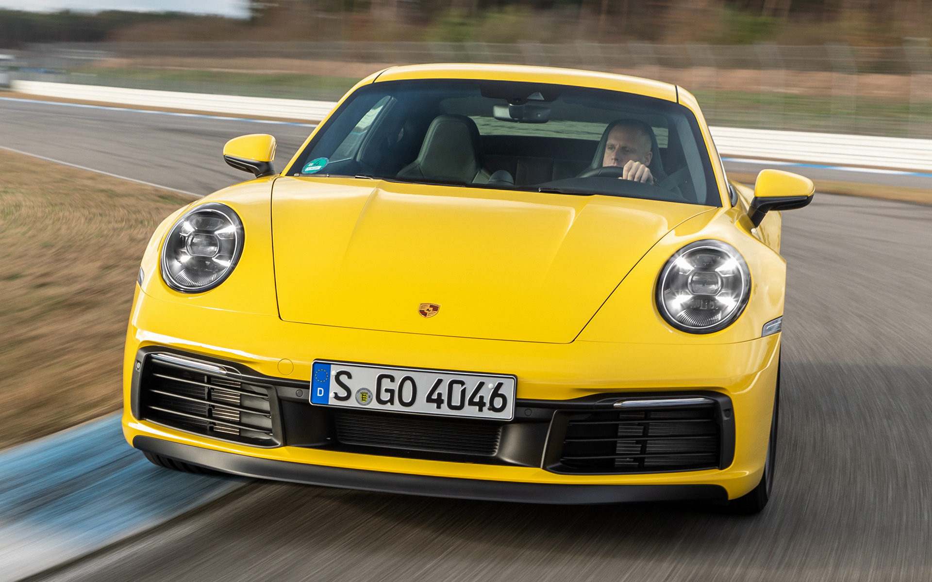2019 Porsche 911 Carrera S Fondos De Pantalla E Imágenes