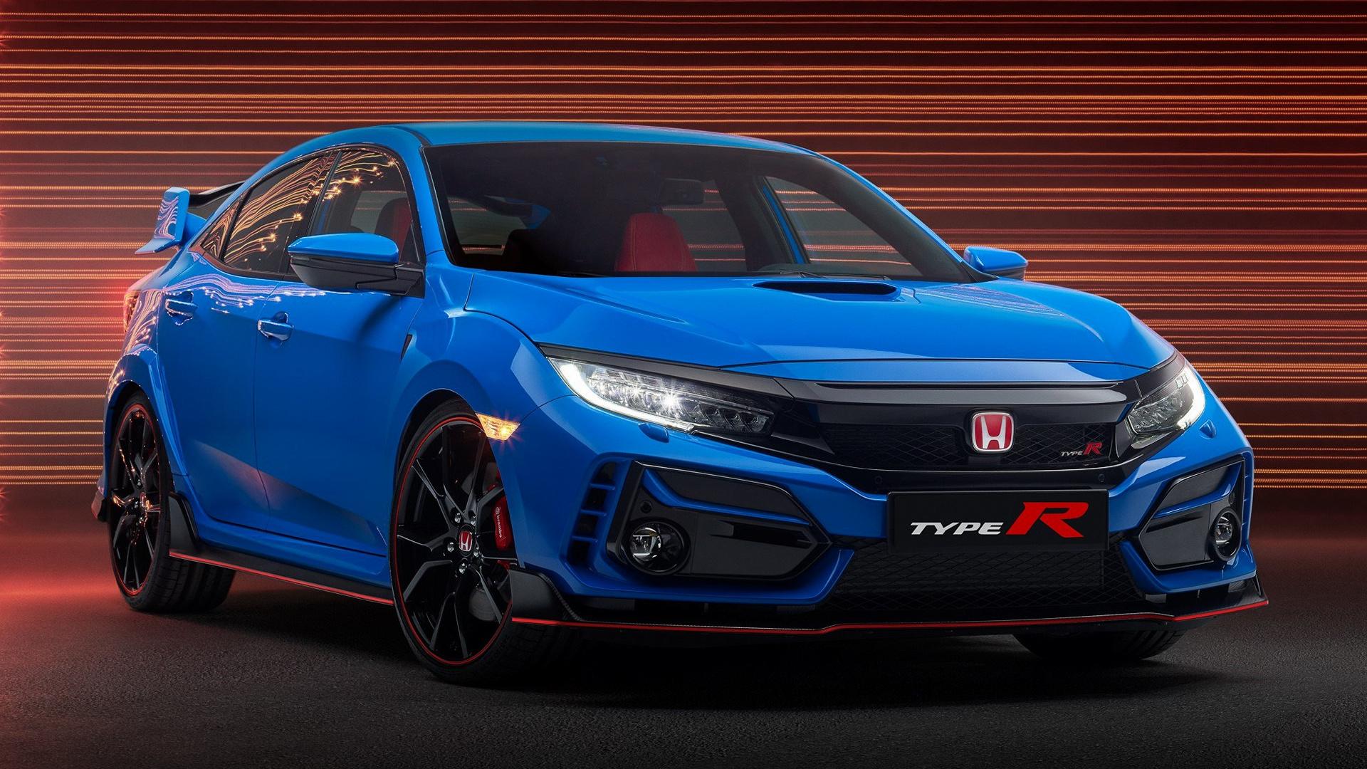 Jaguar F Type Coupe >> 2020 Honda Civic Type R - Fonds d'écran et images HD | Car ...