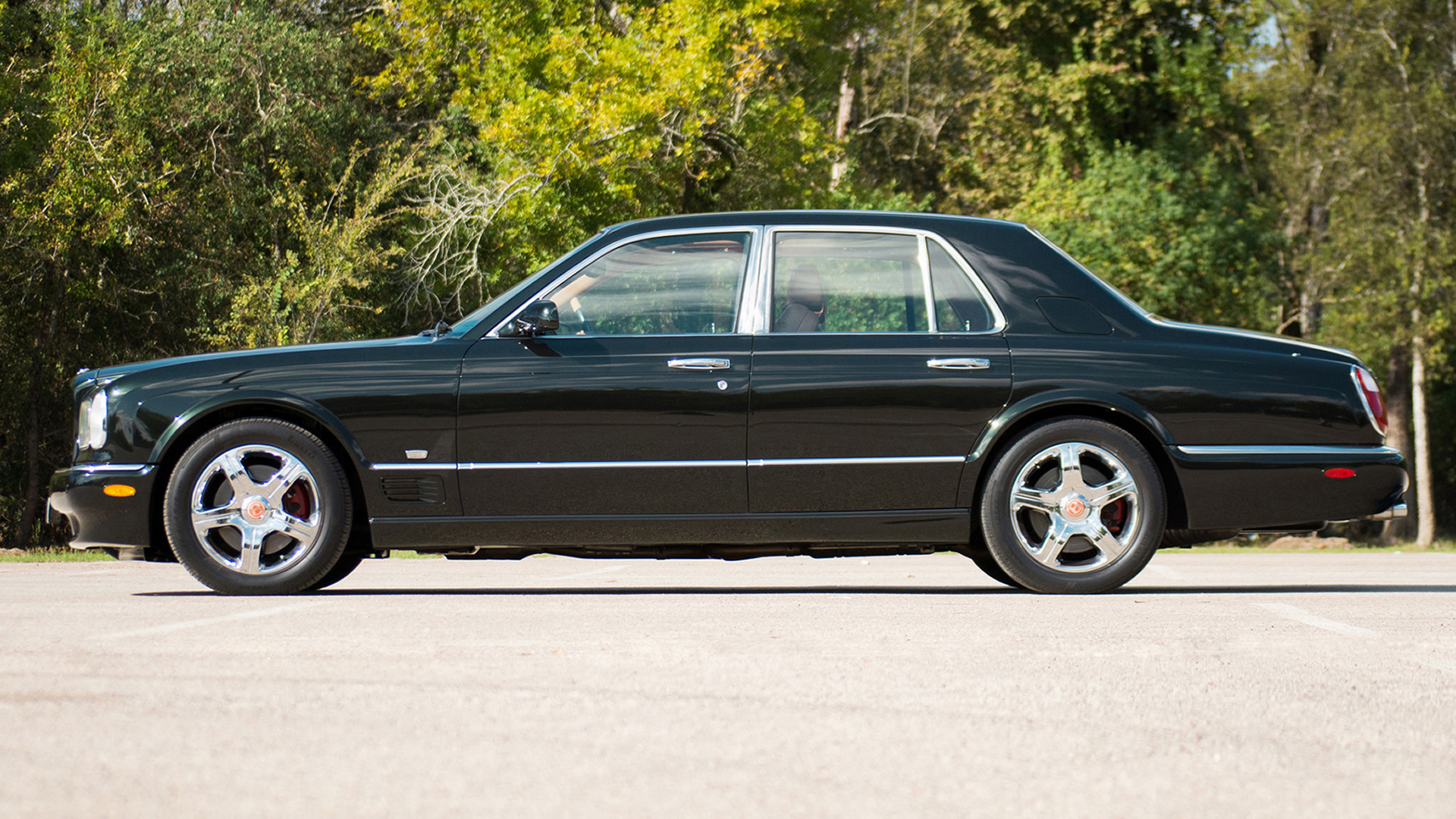 2001 Bentley Arnage Le Mans (US) - Wallpapers and HD ...