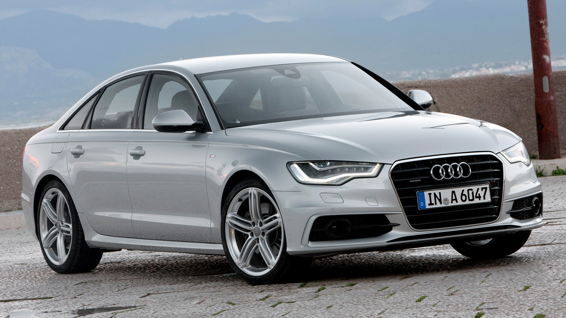2011 Audi A6 Sedan S line - Wallpapers and HD Images   Car ...