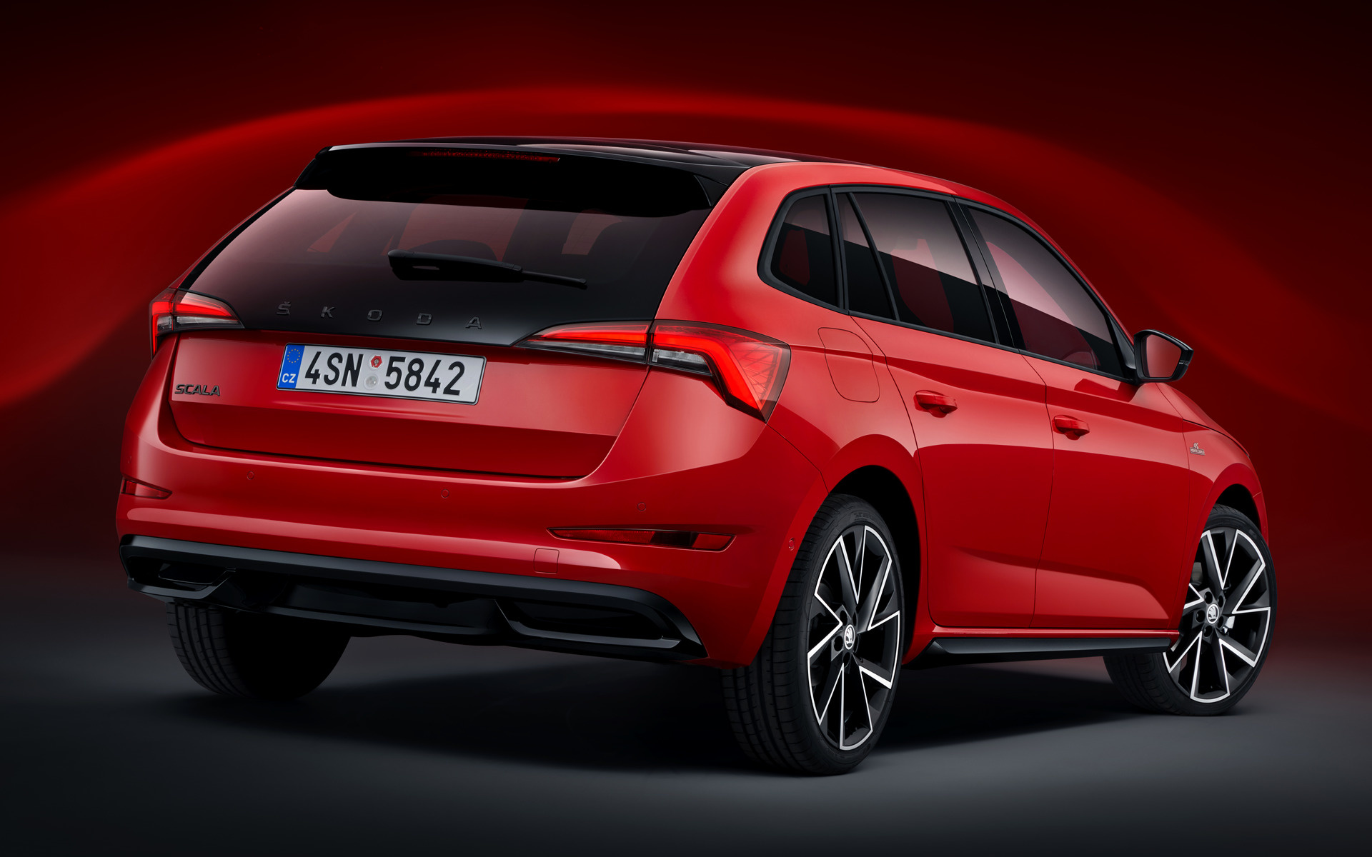 2019 Skoda Scala Monte Carlo - Wallpapers and HD Images | Car Pixel