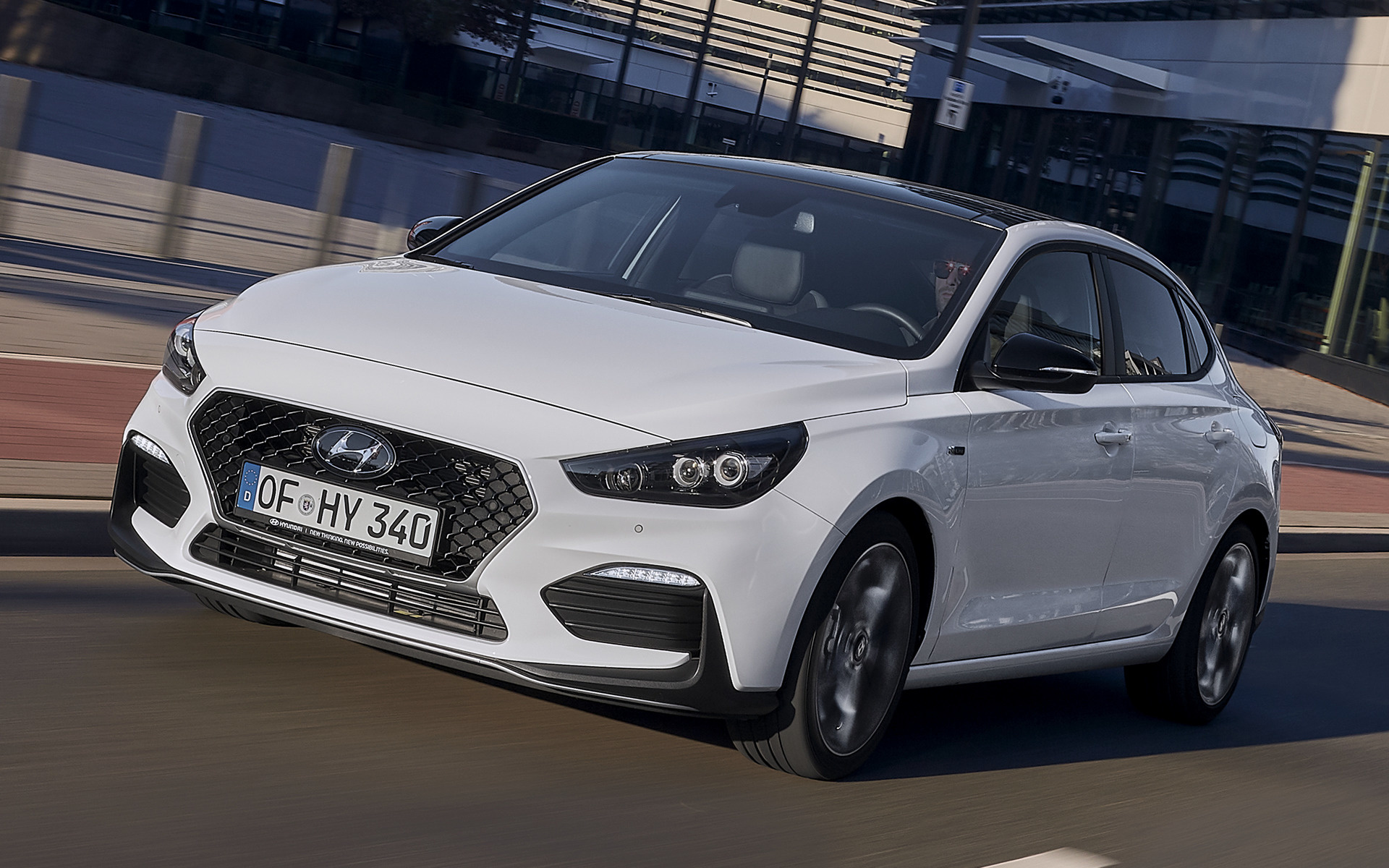 2018 hyundai i30 fastback n line wallpapers and hd. Black Bedroom Furniture Sets. Home Design Ideas