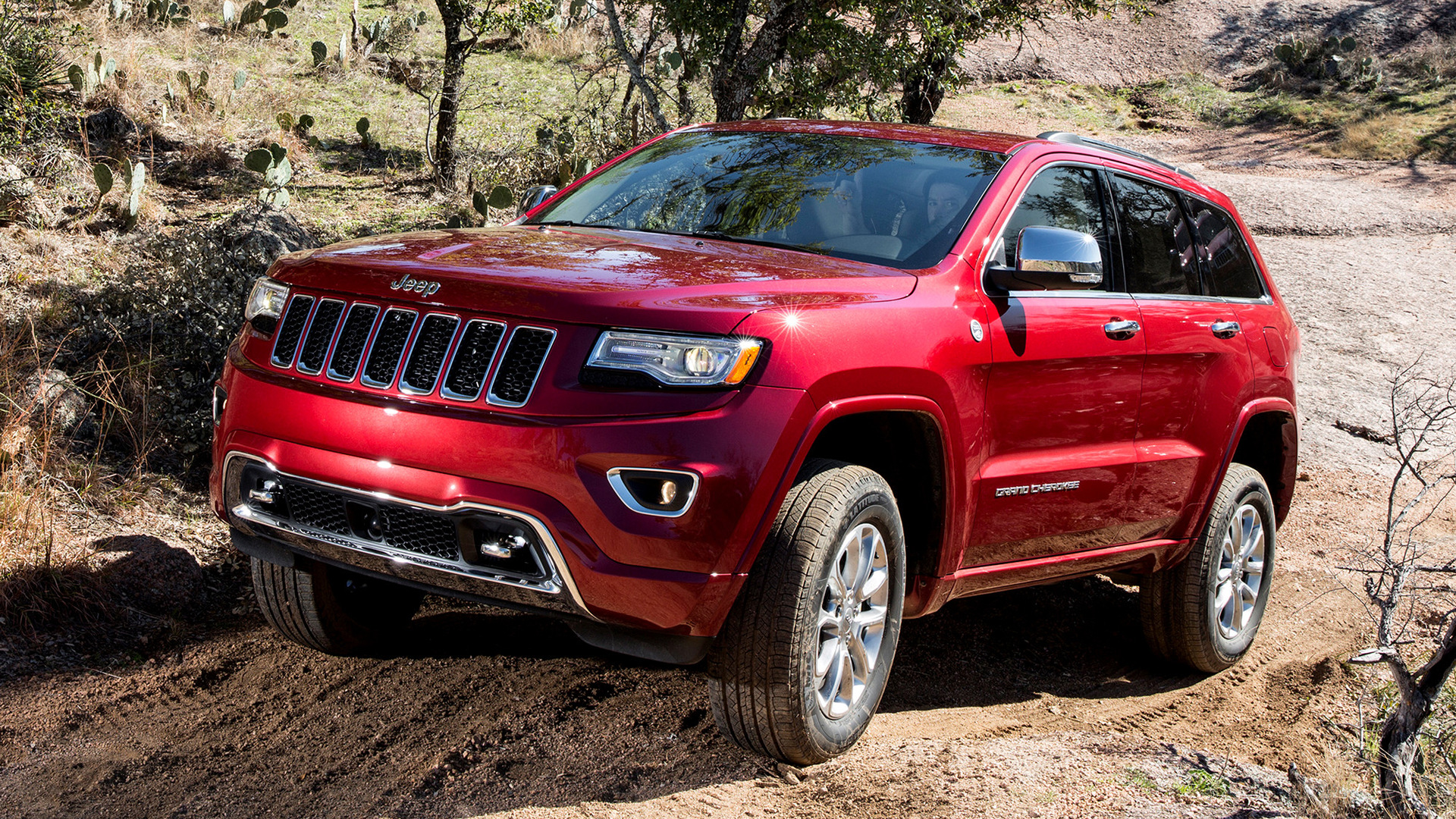 2013 Jeep Grand Cherokee Overland - Wallpapers and HD ...