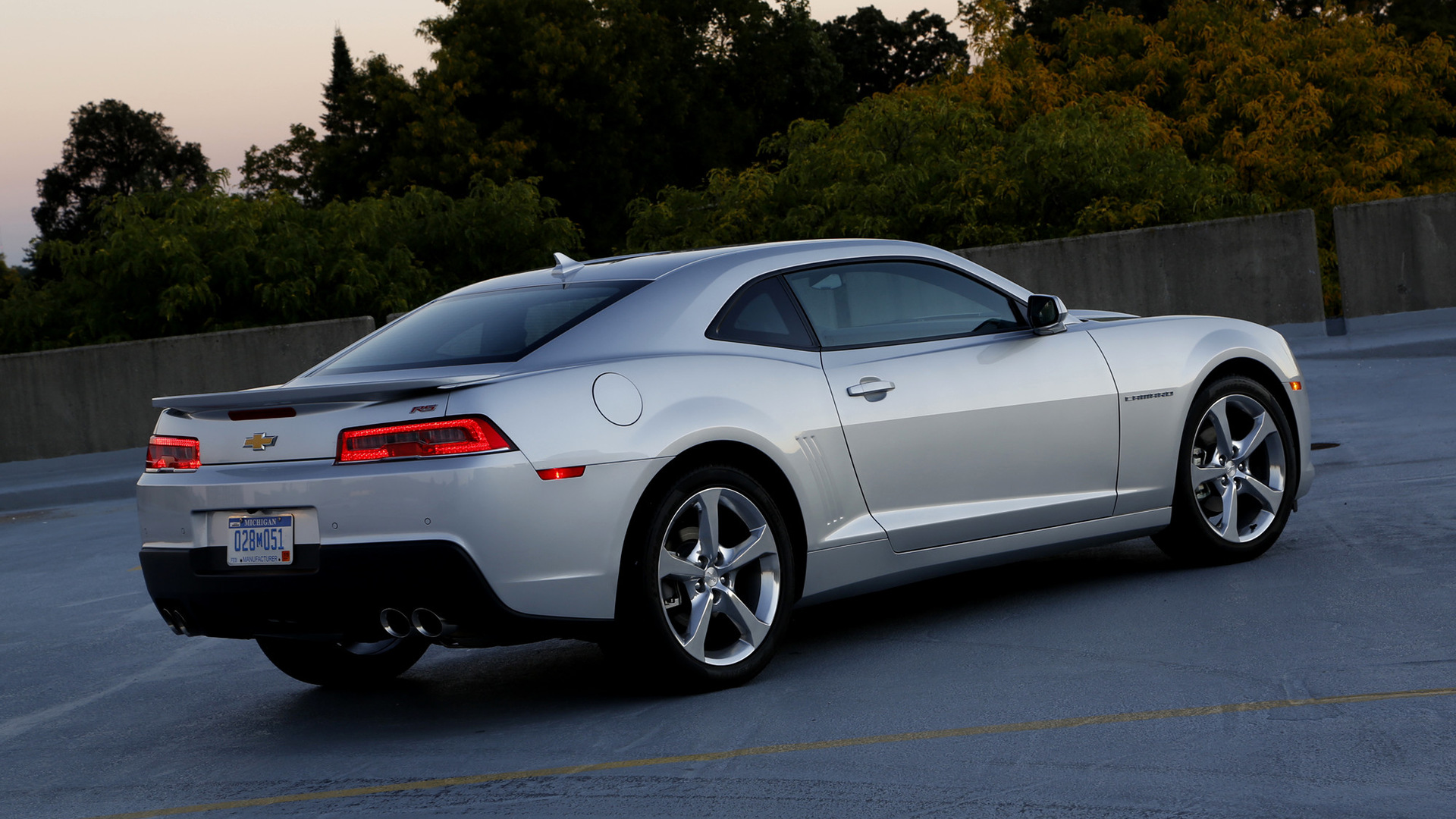 Dodge Ram 2015 >> 2014 Chevrolet Camaro LT RS - Wallpapers and HD Images ...