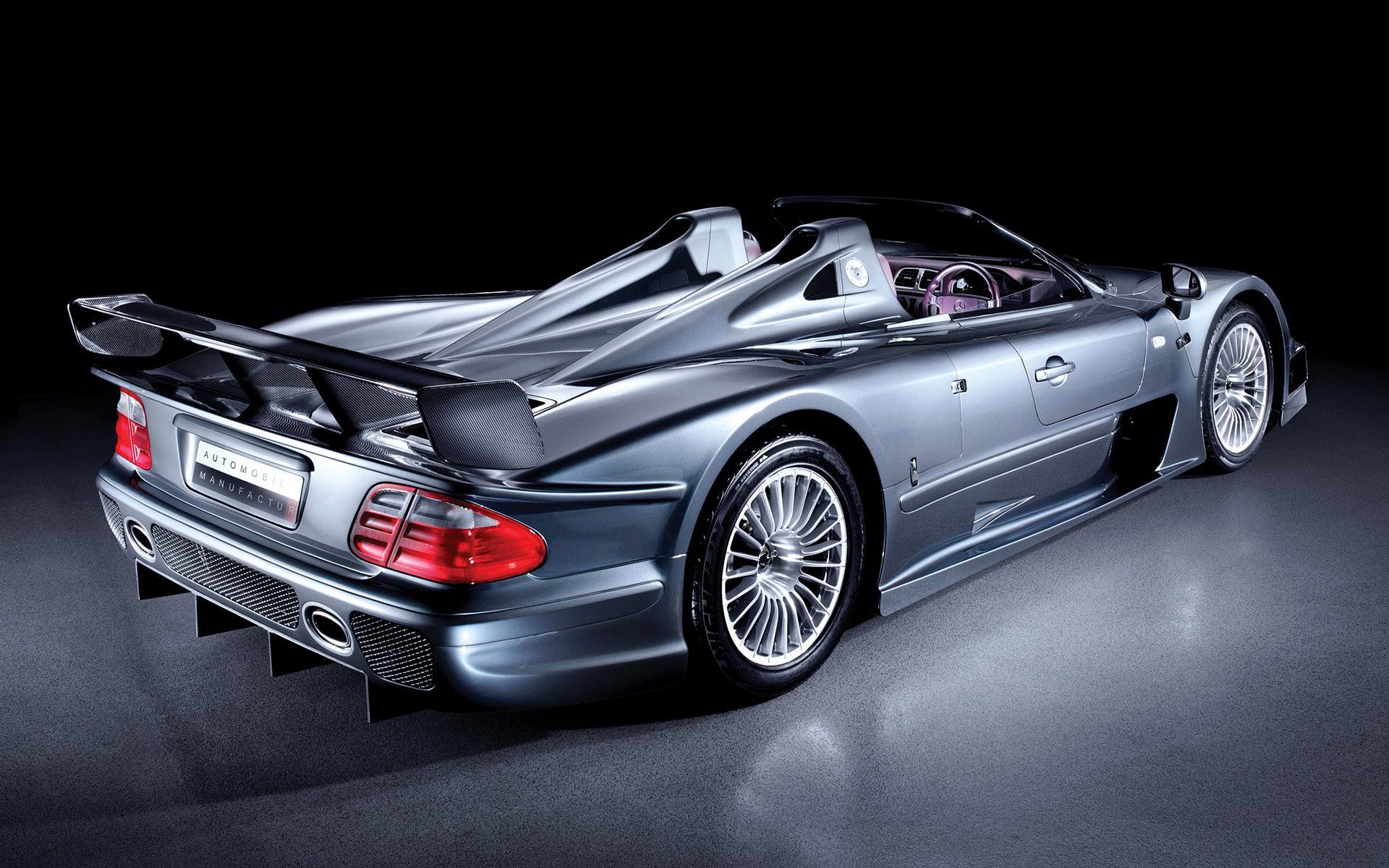 Mercedes-Benz CLK GTR Roadster [RHD] (2006) Wallpapers and ...