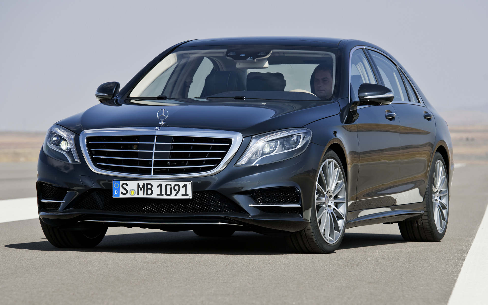 Mercedes benz s class amg styling long 2013 wallpapers for Mercedes benz long
