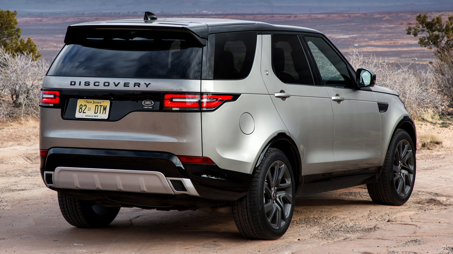 Land Rover Discovery Sport >> 2017 Land Rover Discovery Dynamic Design Pack (US) - Wallpapers and HD Images | Car Pixel