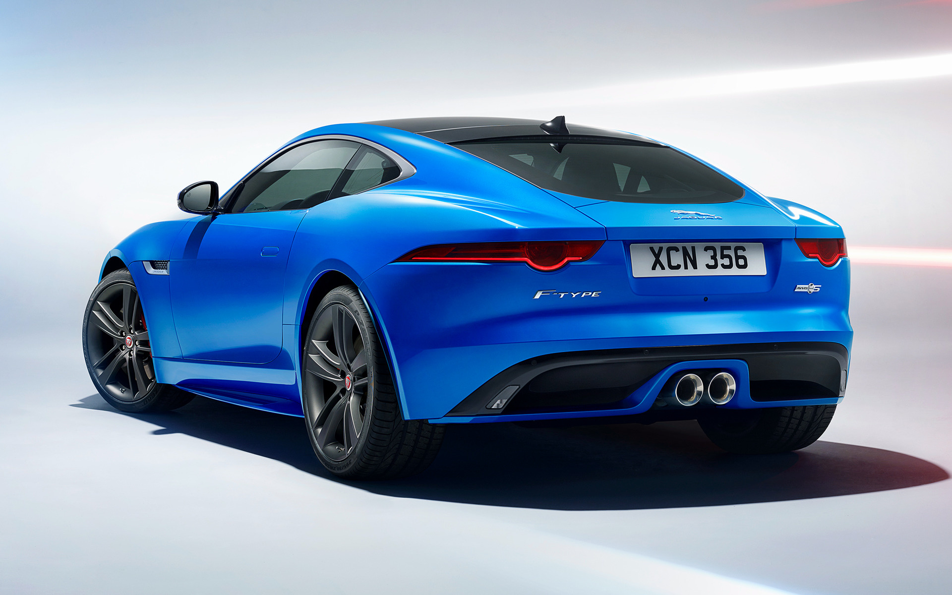 2016 Jaguar F Type S Coupe British Design Edition