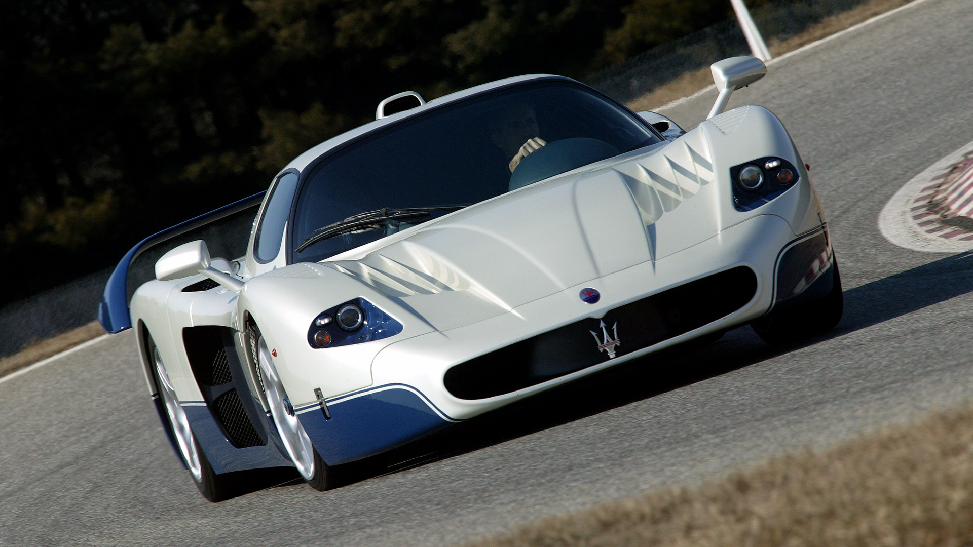 Maserati Mc12 2004 Wallpapers And Hd Images Car Pixel