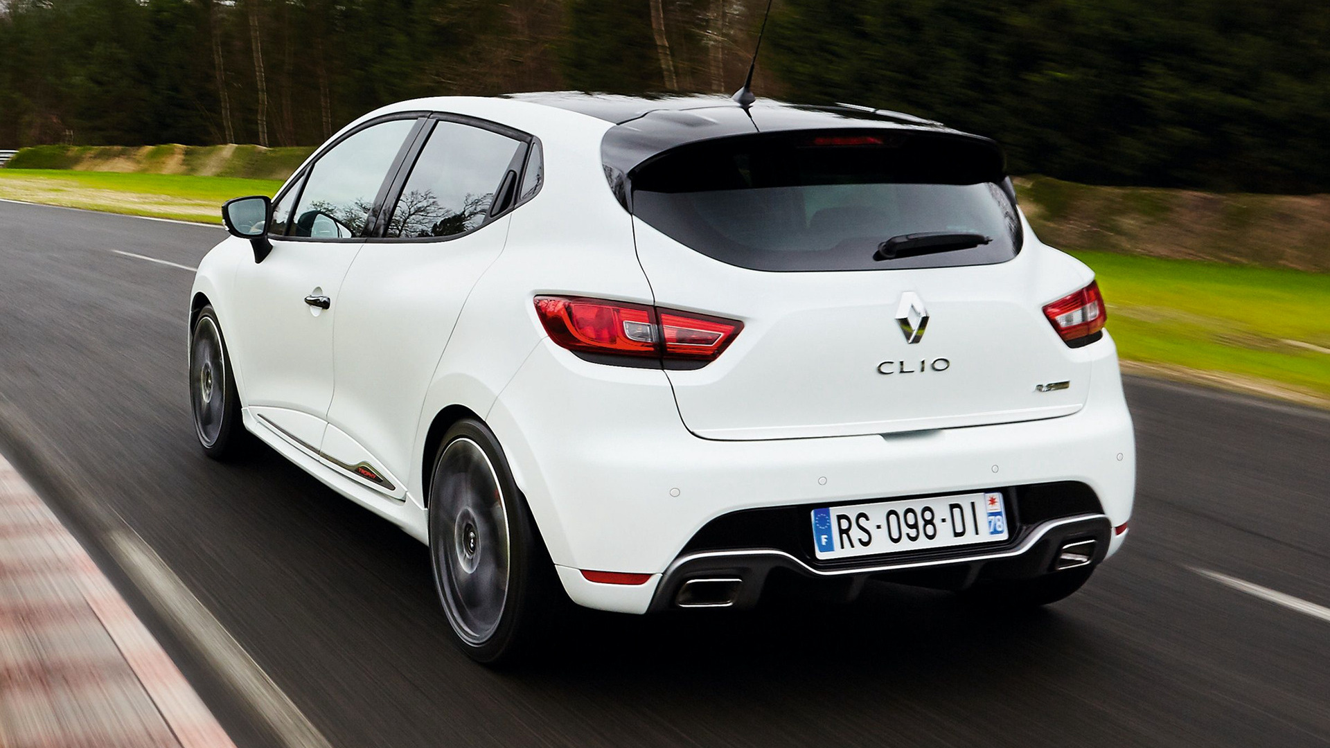 Renault clio r s 220 trophy 2015 wallpapers and hd images car pixel