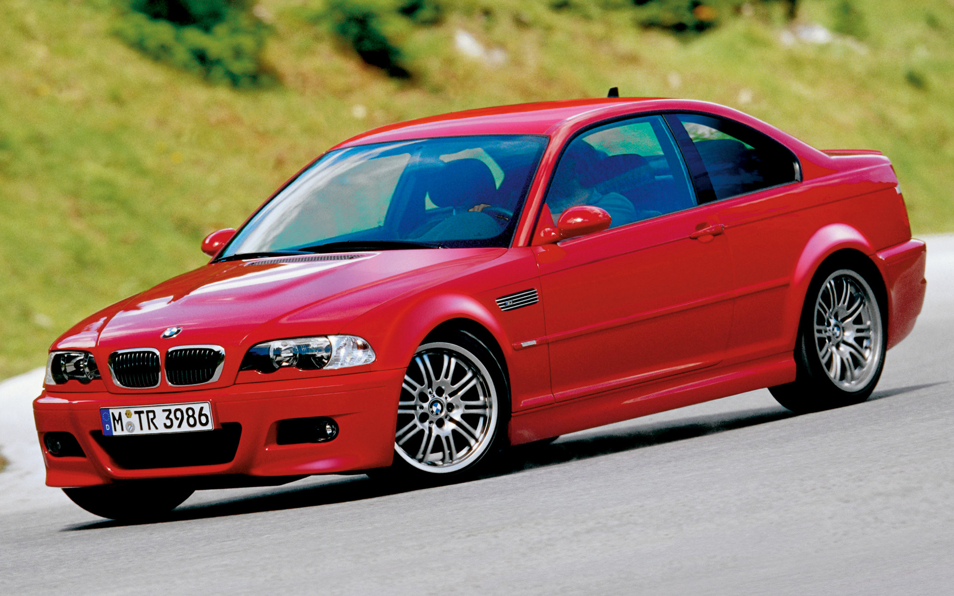 2000 BMW M3 Coupe - Wallpapers and HD Images | Car Pixel