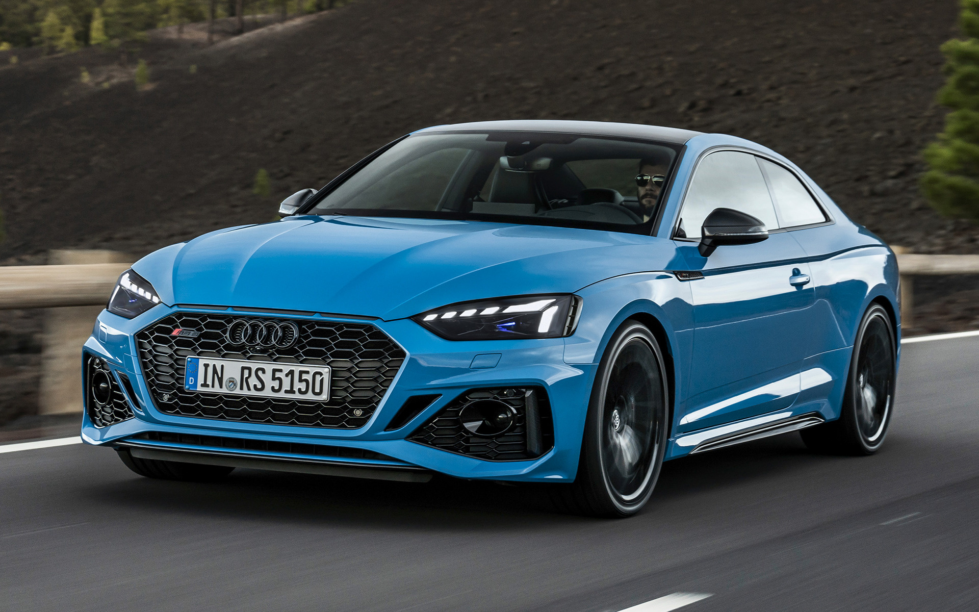2020 Audi Rs 5 Coupe Wallpapers And Hd Images Car Pixel