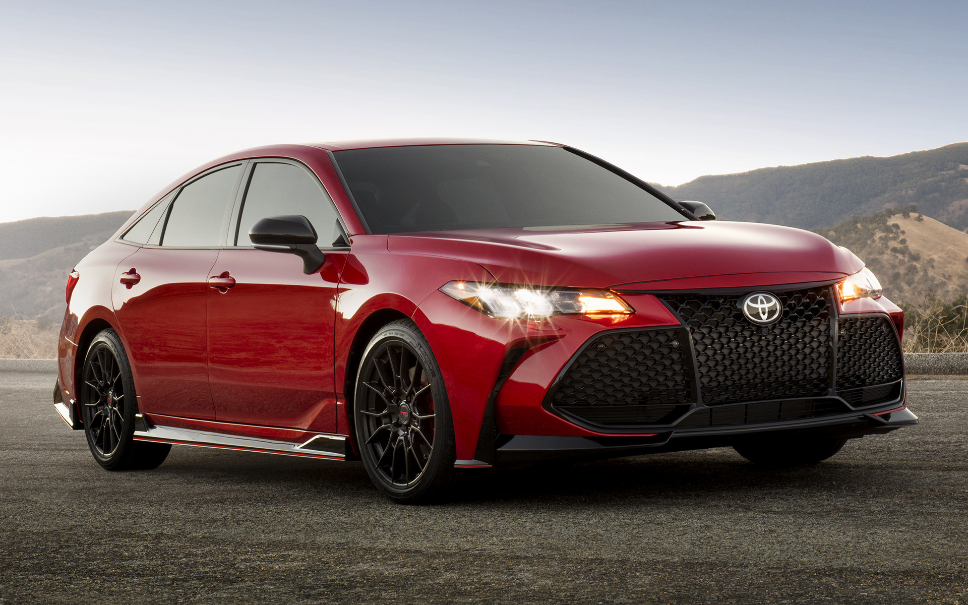 2019 Toyota Avalon Trd Wallpapers And Hd Images Car Pixel