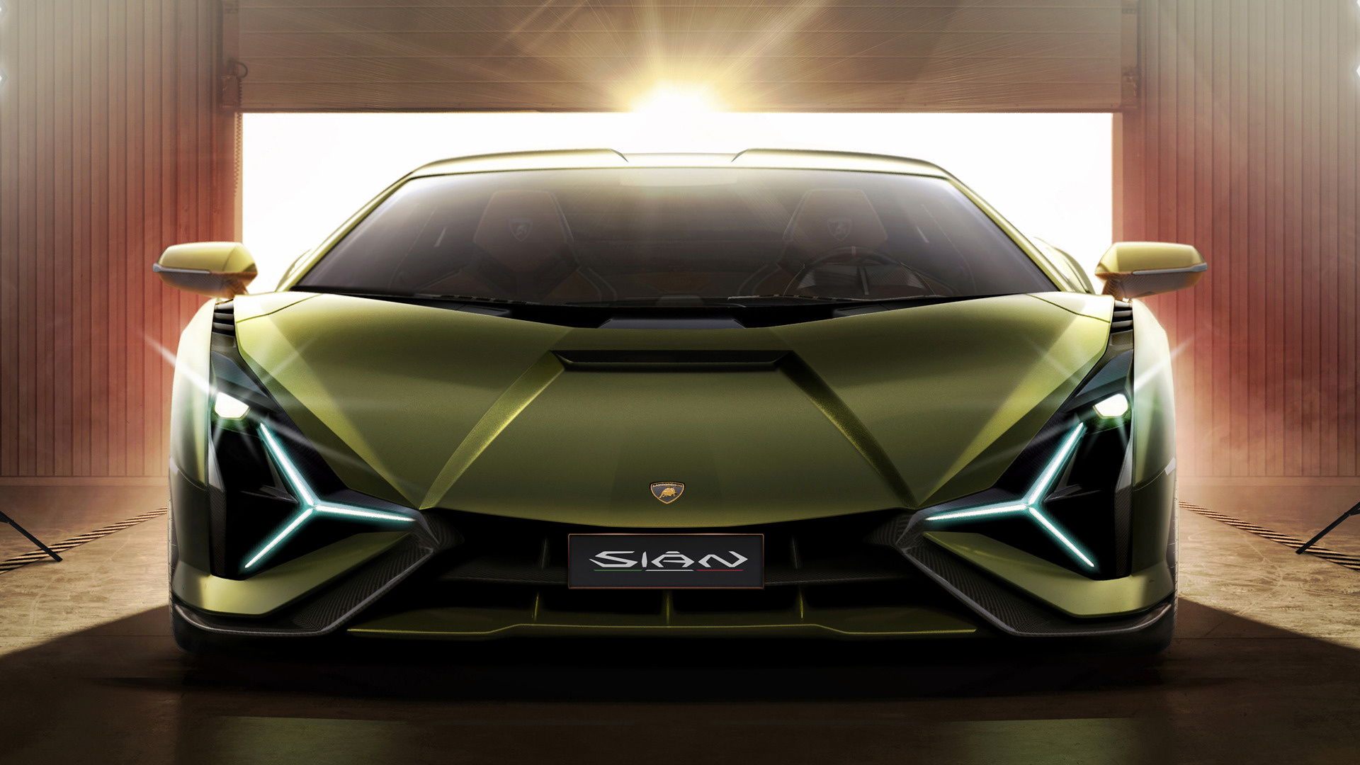2020 Lamborghini Sian FKP 37 - Wallpapers and HD Images ...