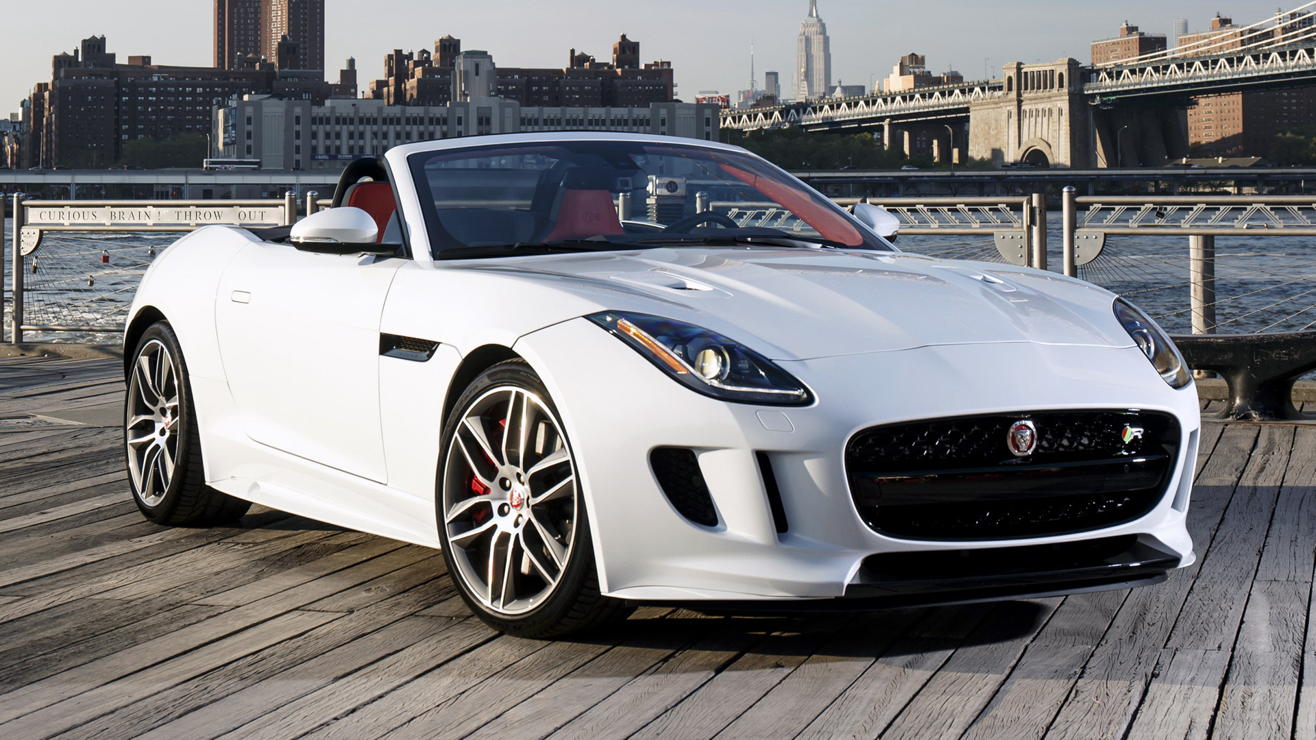2016 Jaguar F Type R Us Wallpapers And Hd Images Car Pixel