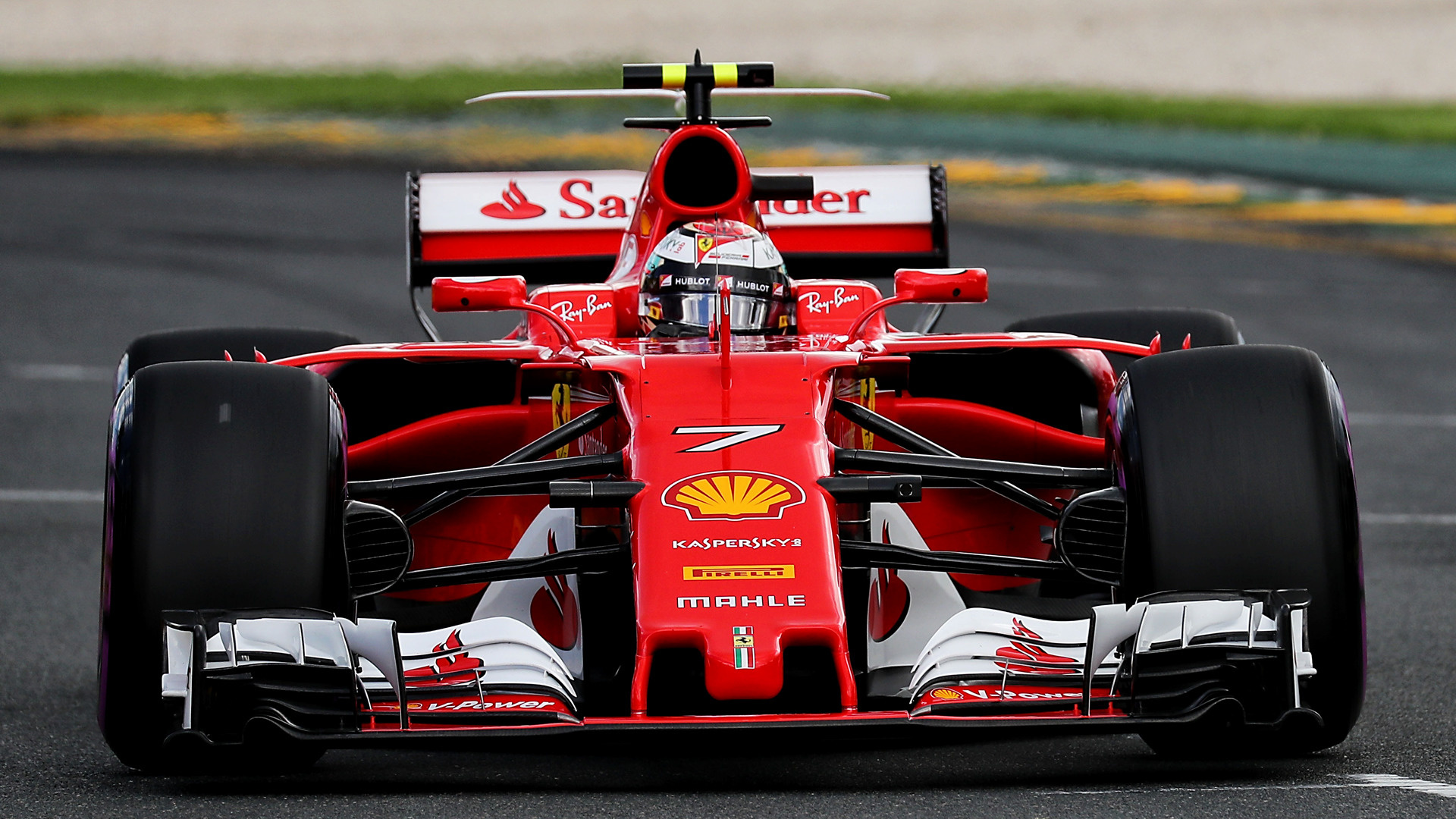 2017 Ferrari SF70H - Wallpapers and HD Images | Car Pixel