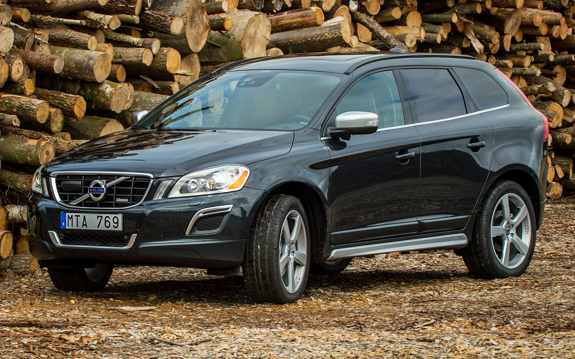 Volvo Xc60 R Design 2009 Wallpapers And Hd Images Car