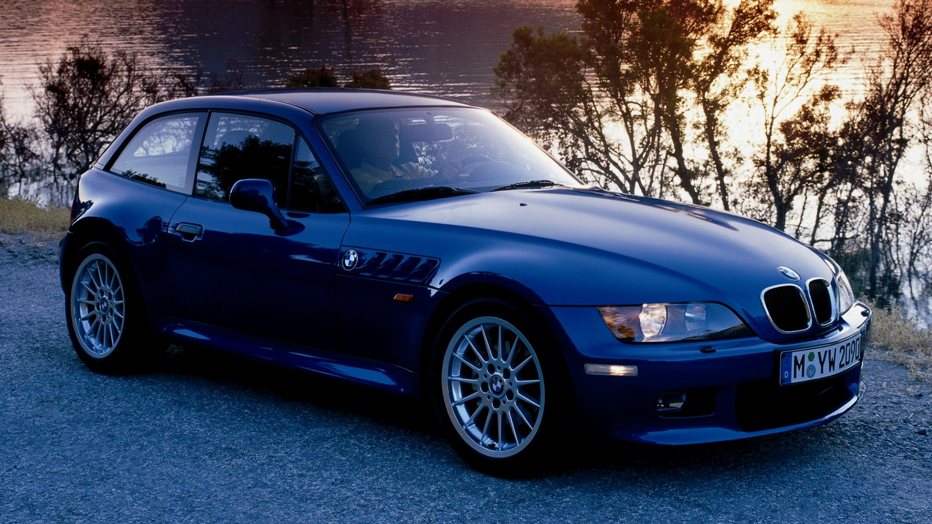 1998 Bmw Z3 Coupe Wallpapers And Hd Images Car Pixel