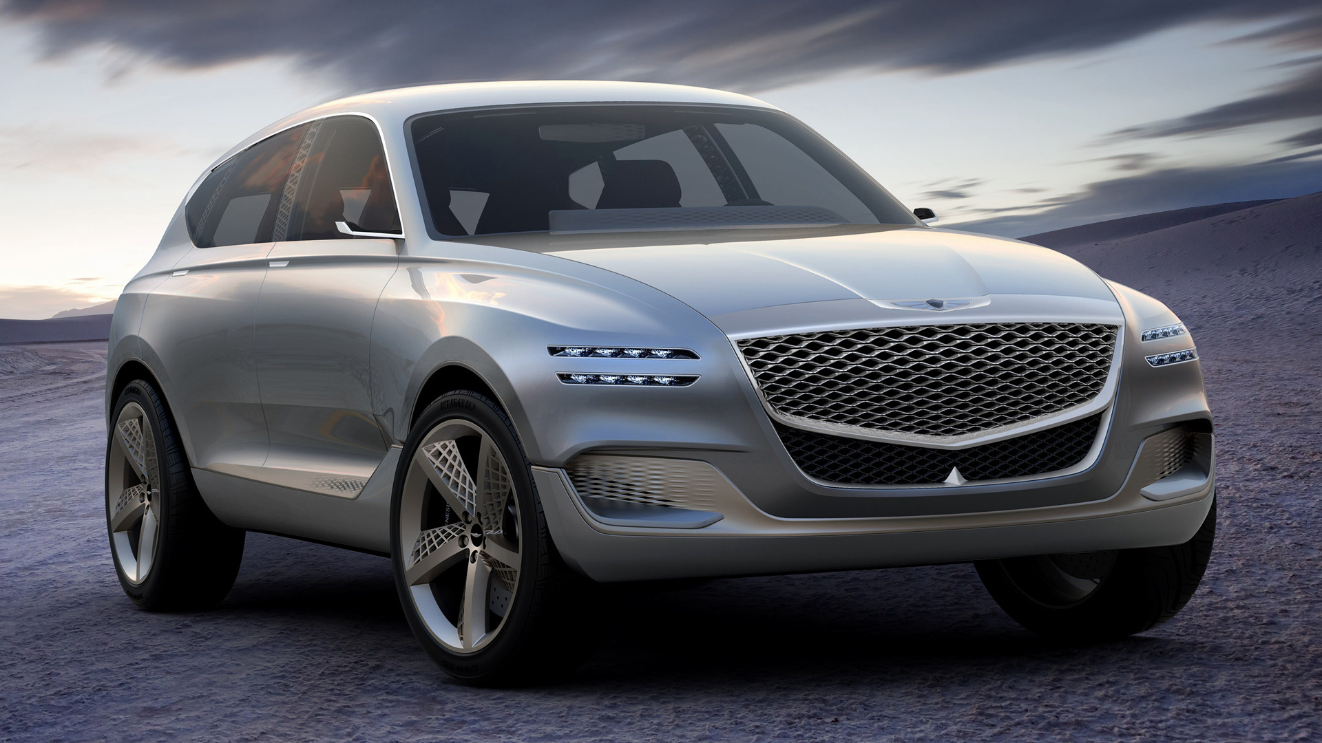 Genesis GV80 Concept (2017) Wallpapers and HD Images - Car Pixel