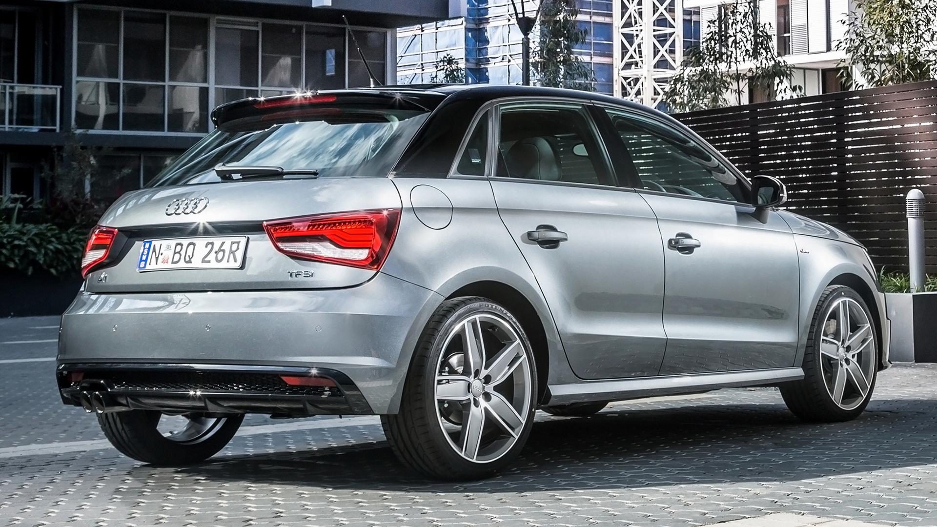 2015 Audi A1 Sportback S Line  Au