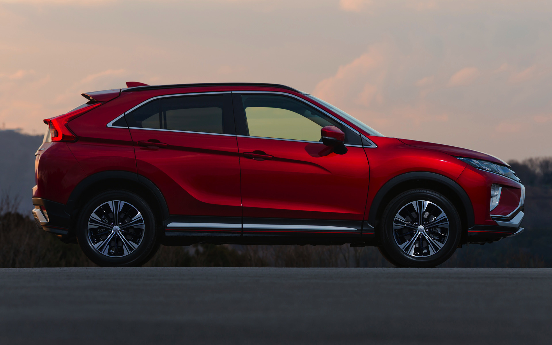 2017 Mitsubishi Eclipse Cross Wallpapers And Hd Images Car Pixel