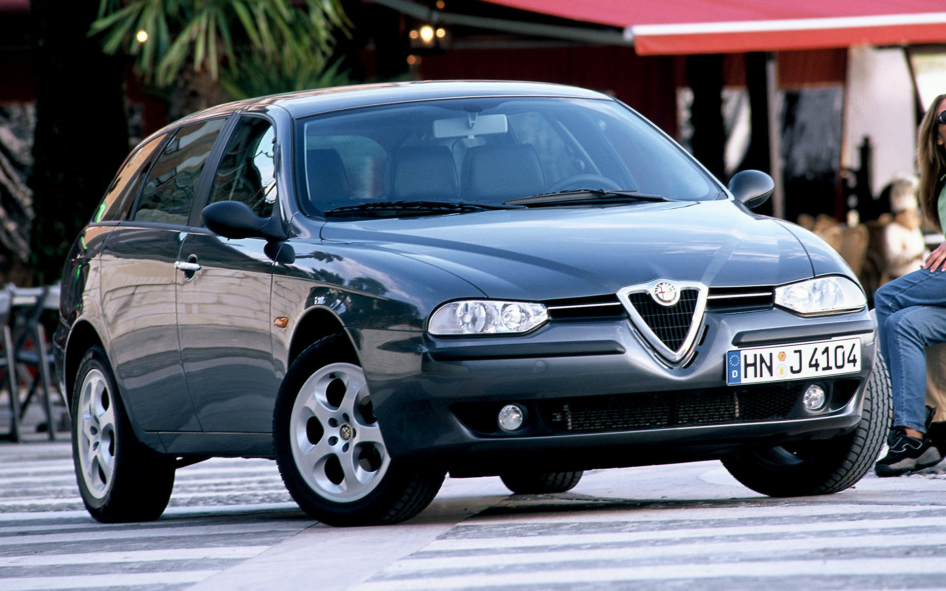 2000 Alfa Romeo 156 Sportwagon Wallpapers And Hd Images Car Pixel