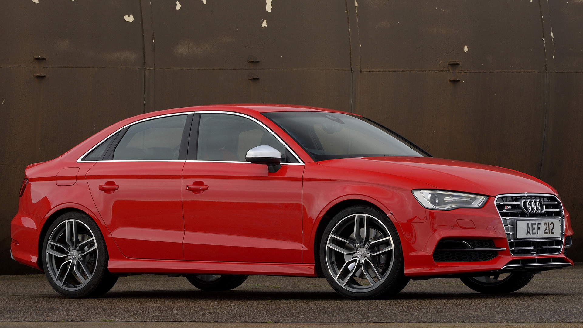2013 audi s3 saloon uk wallpapers and hd images car pixel. Black Bedroom Furniture Sets. Home Design Ideas