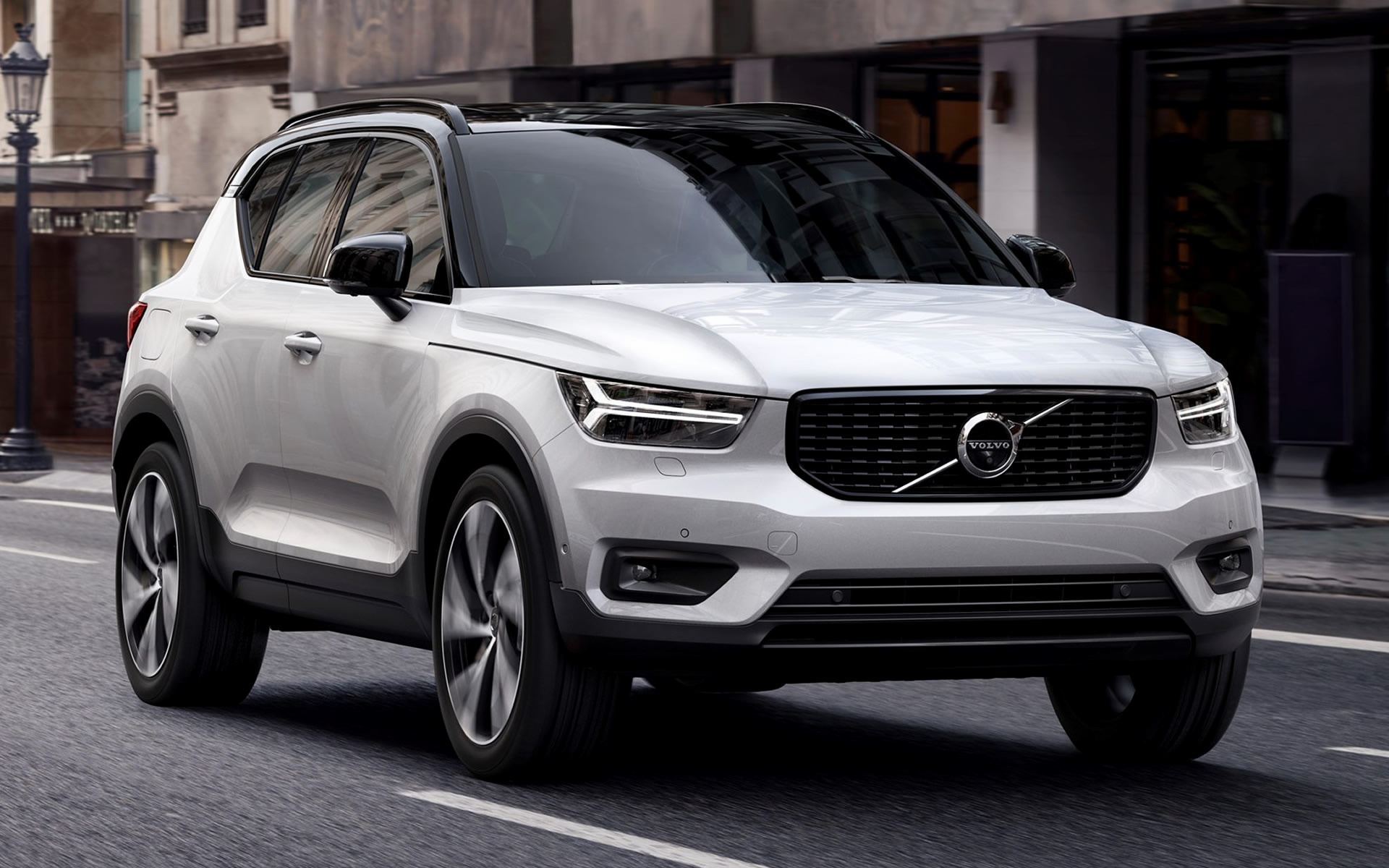 Volvo Xc40 R Design 2017 Wallpapers And Hd Images Car