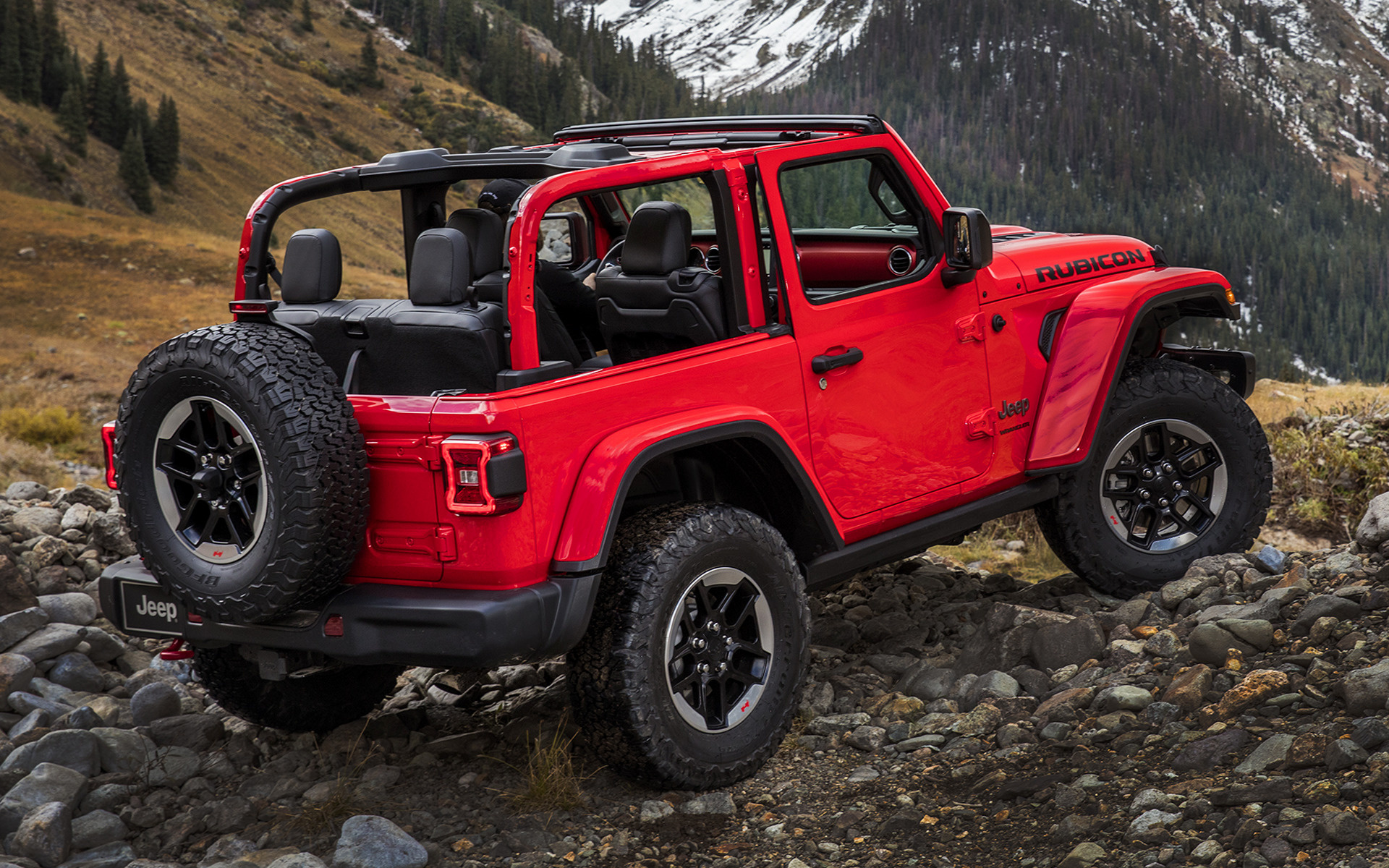 2018 Jeep Wrangler Rubicon - Wallpapers and HD Images | Car Pixel