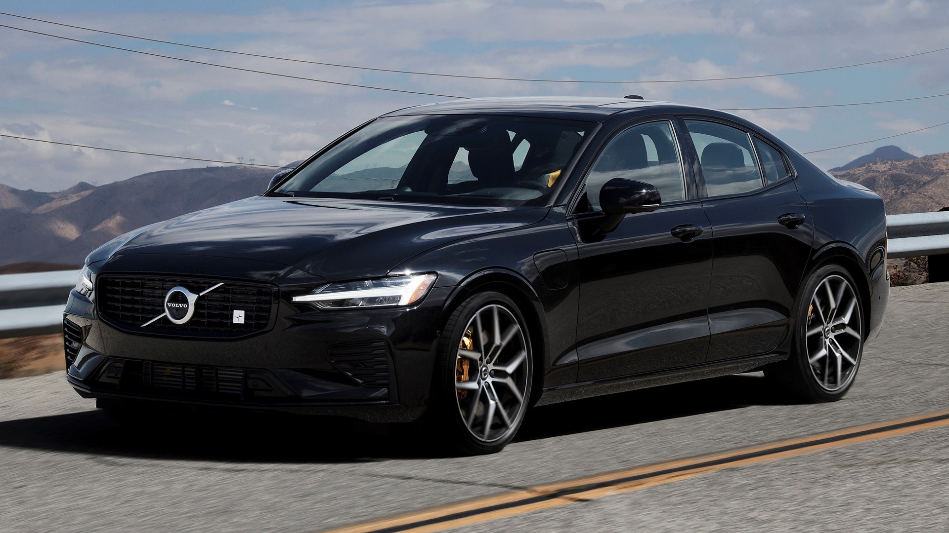 Volvo S60 Polestar Engineered (2019) US Wallpapers and HD ...