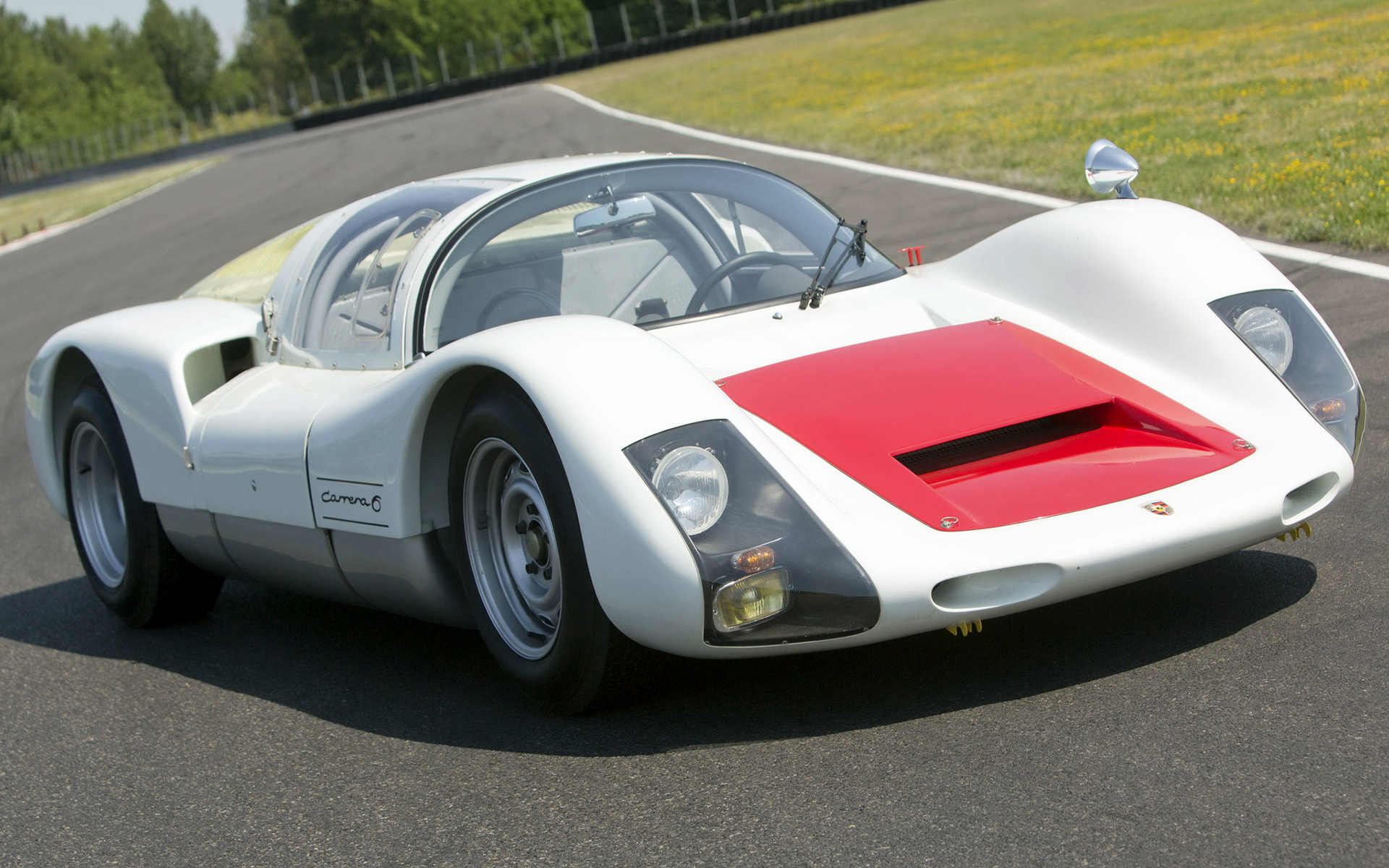 1966 Porsche 906 Carrera 6 [007] - Wallpapers and HD ...