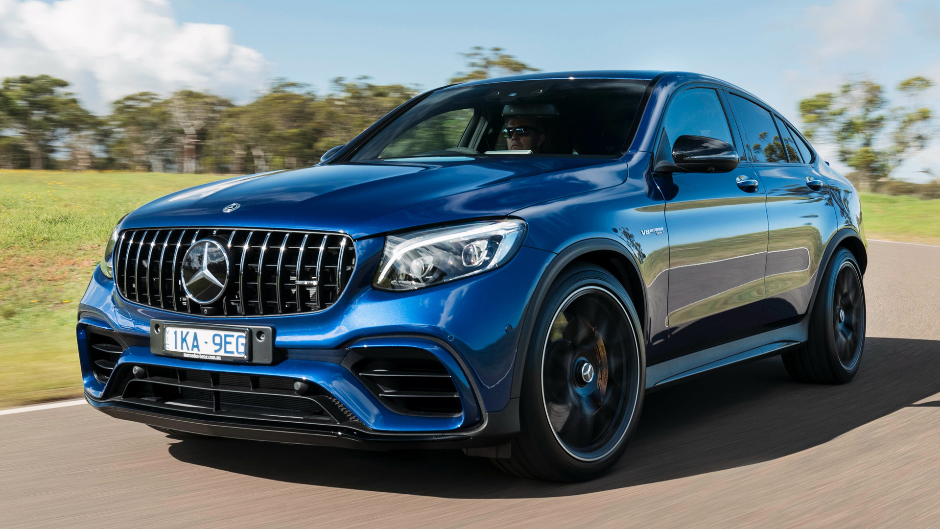 2018 mercedes amg glc 63 s coupe au wallpapers and hd. Black Bedroom Furniture Sets. Home Design Ideas