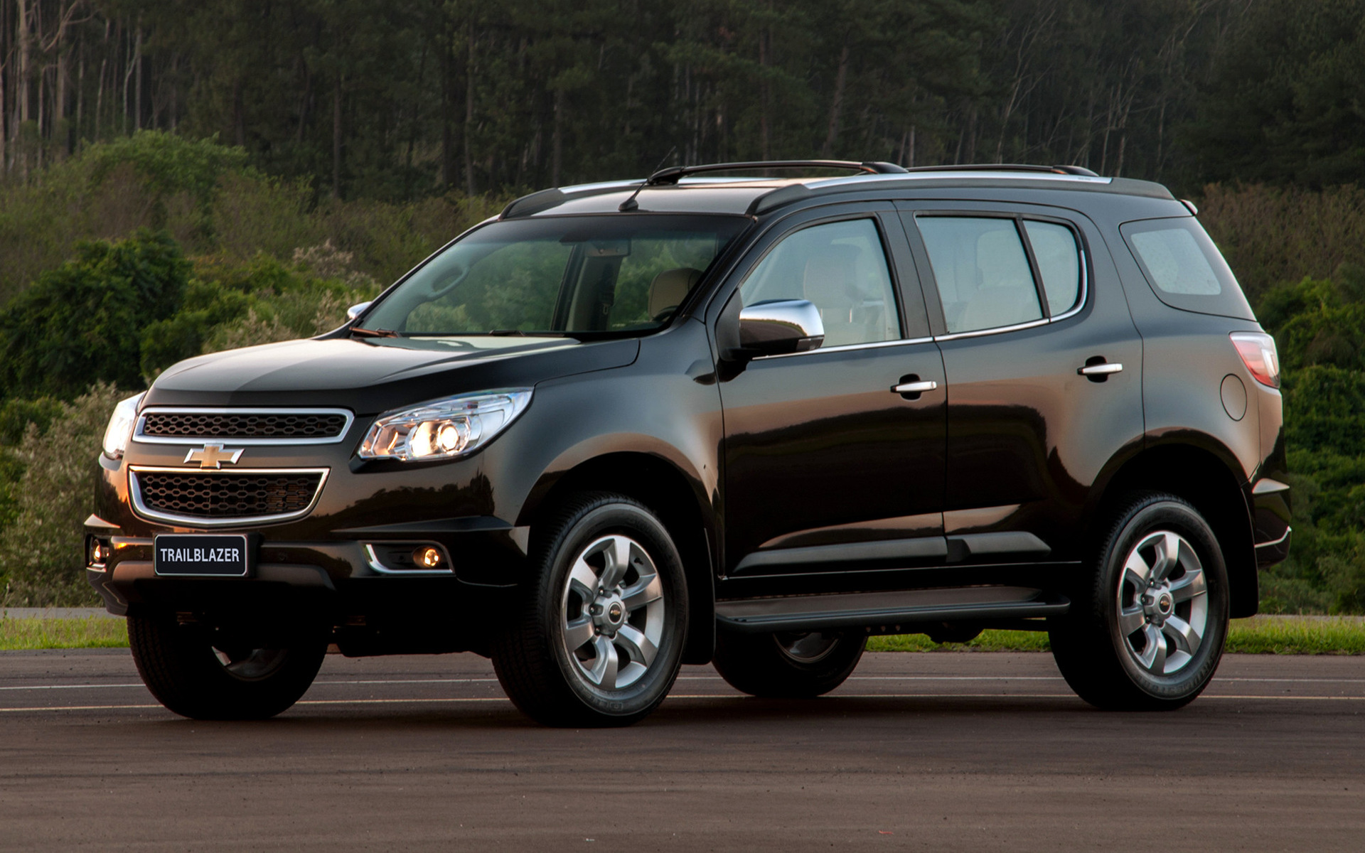 2012 Chevrolet TrailBlazer - Wallpapers and HD Images ...