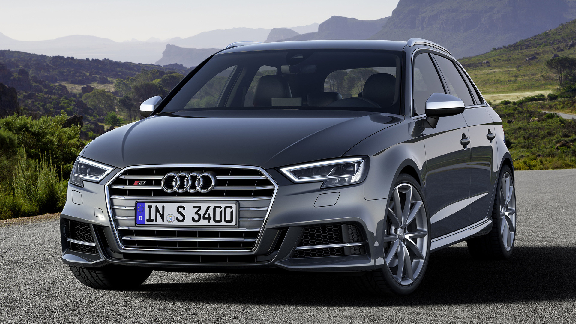 audi s3 sportback 2016 wallpapers and hd images car pixel. Black Bedroom Furniture Sets. Home Design Ideas