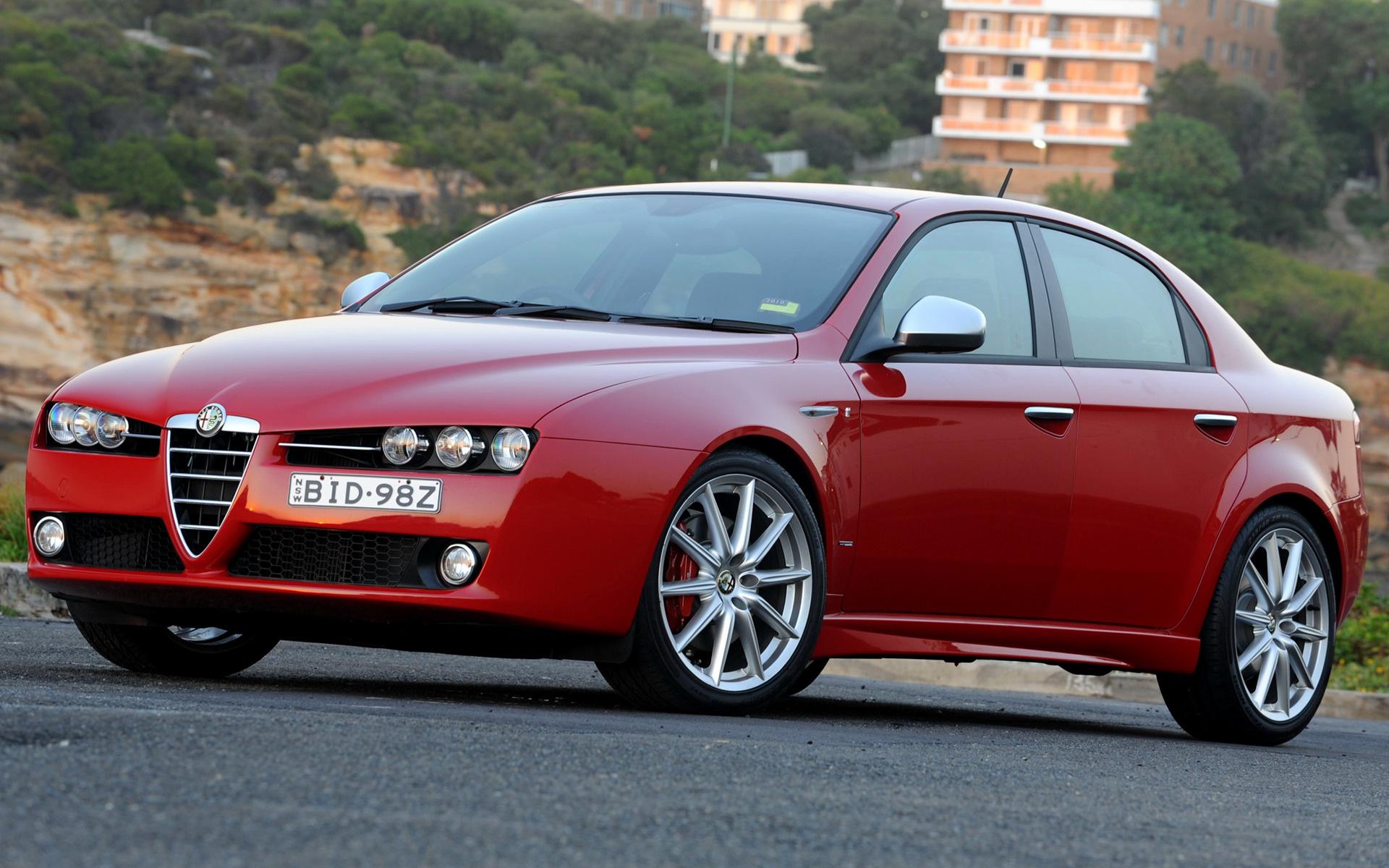 Alfa Romeo 159 Ti (2007) AU Wallpapers and HD Images - Car Pixel