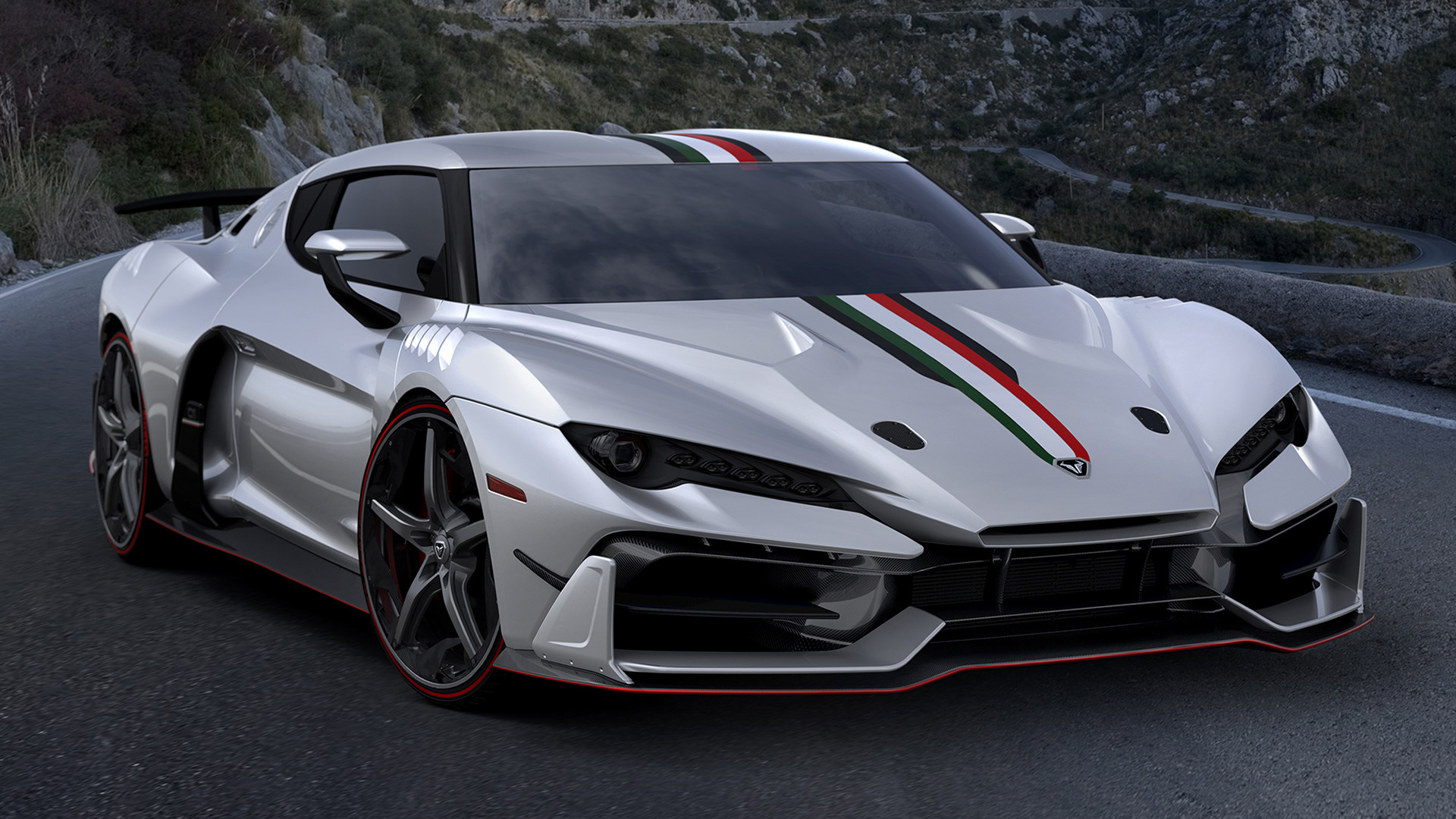 2017 Italdesign Zerouno - Wallpapers and HD Images | Car Pixel