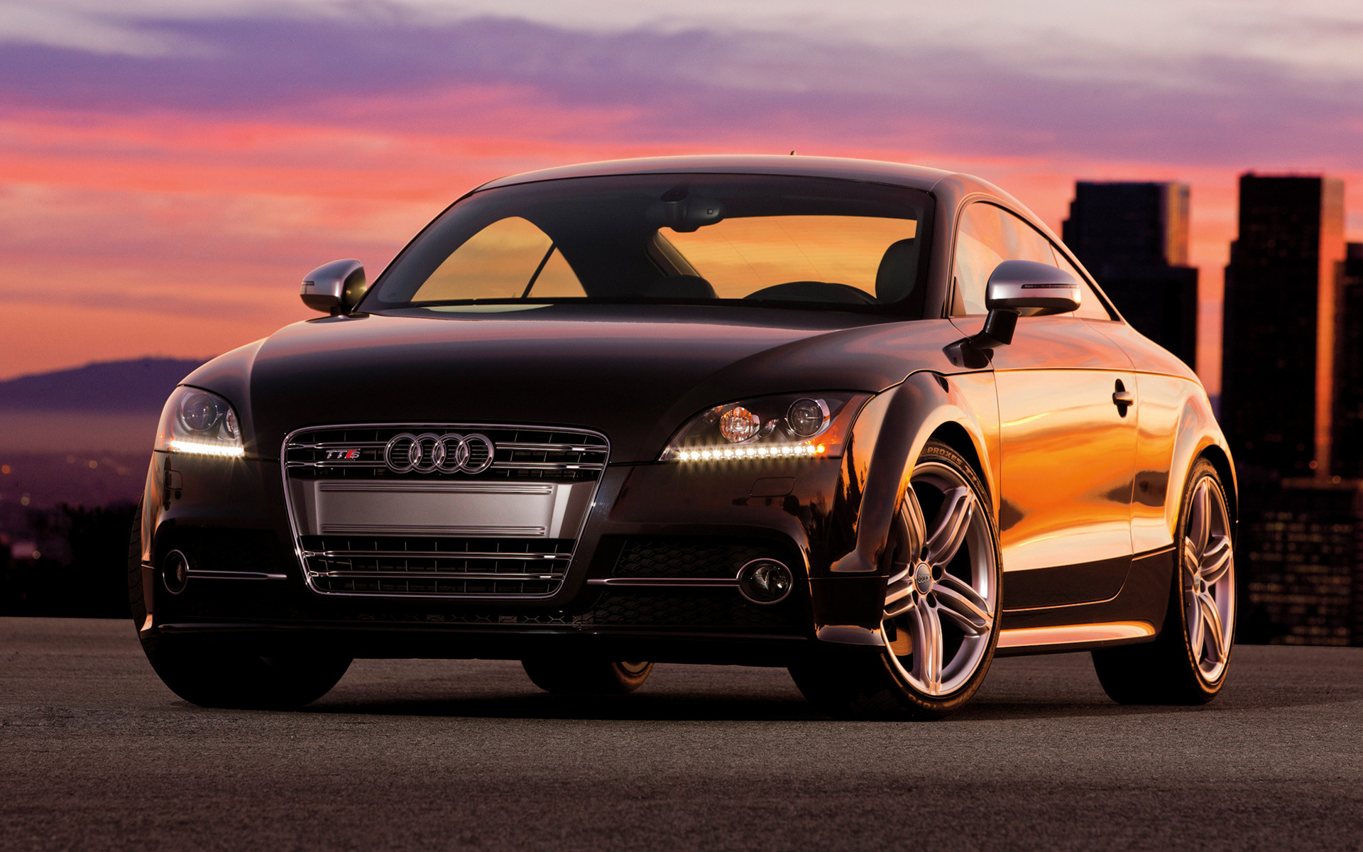 audi tts coupe 2010 us wallpapers and hd images car pixel. Black Bedroom Furniture Sets. Home Design Ideas