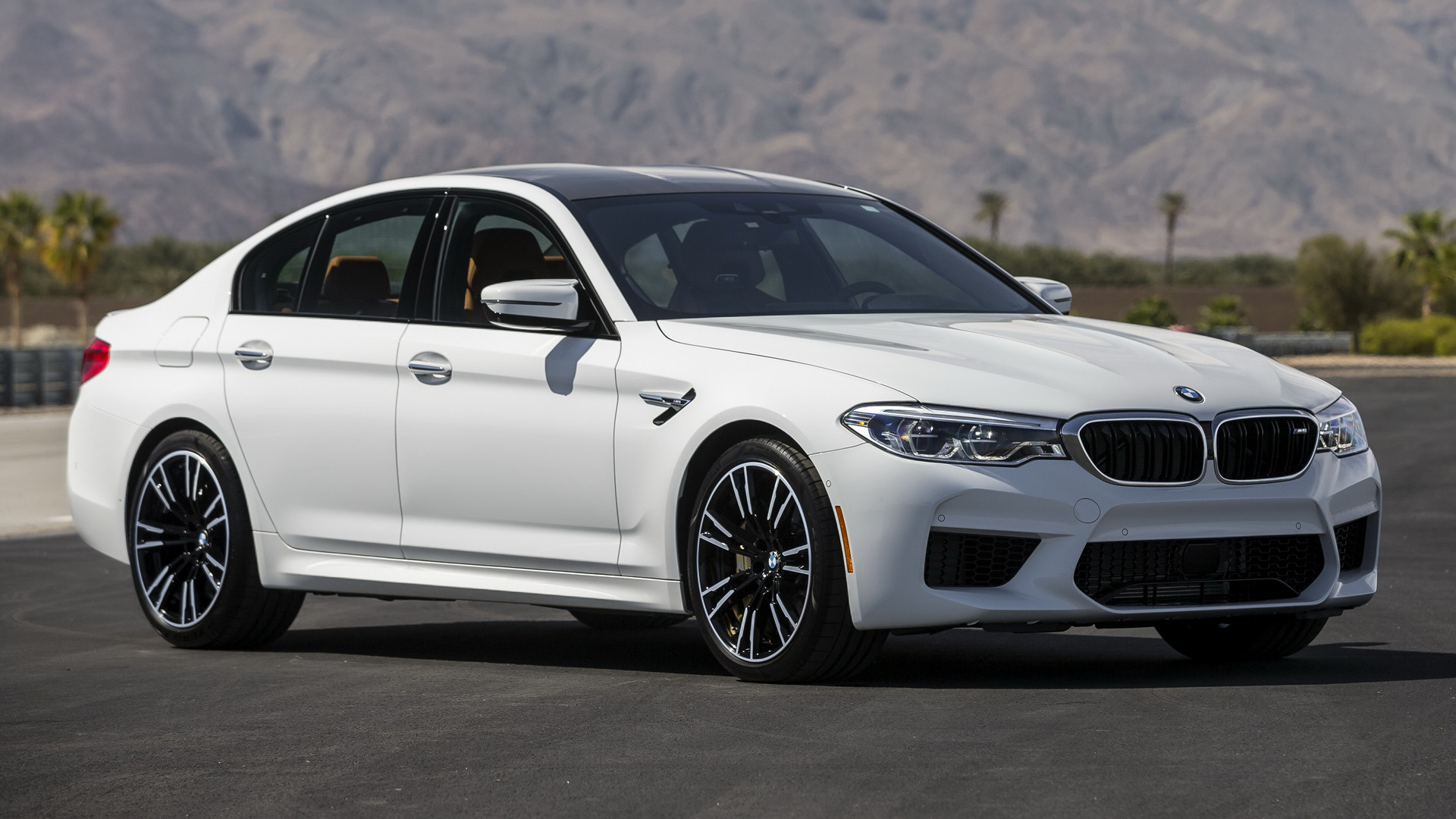 BMW M5 (2019) US Wallpapers and HD Images - Car Pixel
