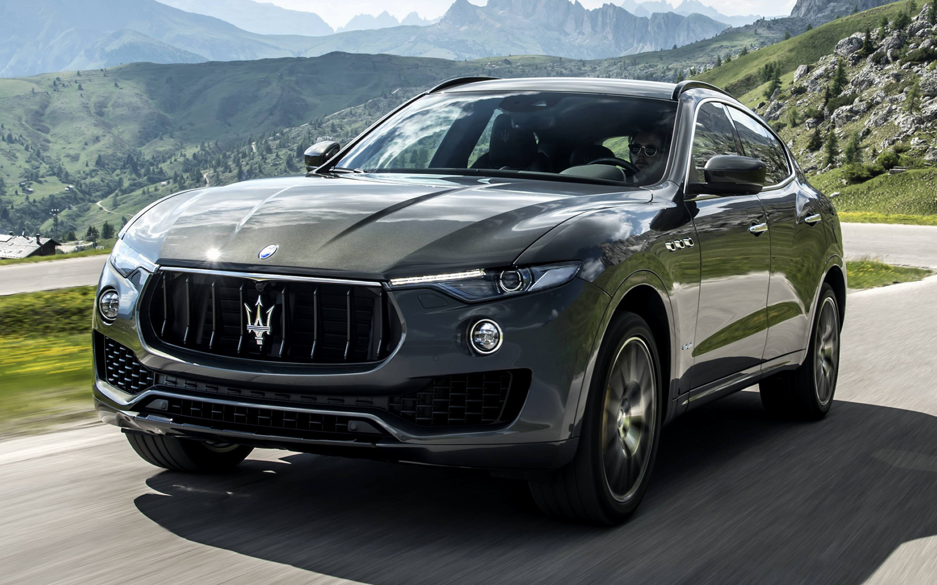 2017 Maserati Levante GranSport - Wallpapers and HD Images ...
