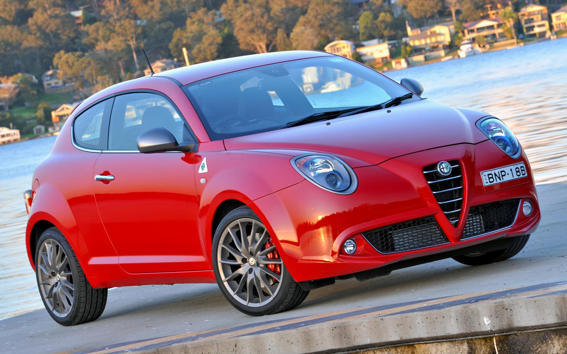 Alfa Romeo MiTo  № 221563 бесплатно
