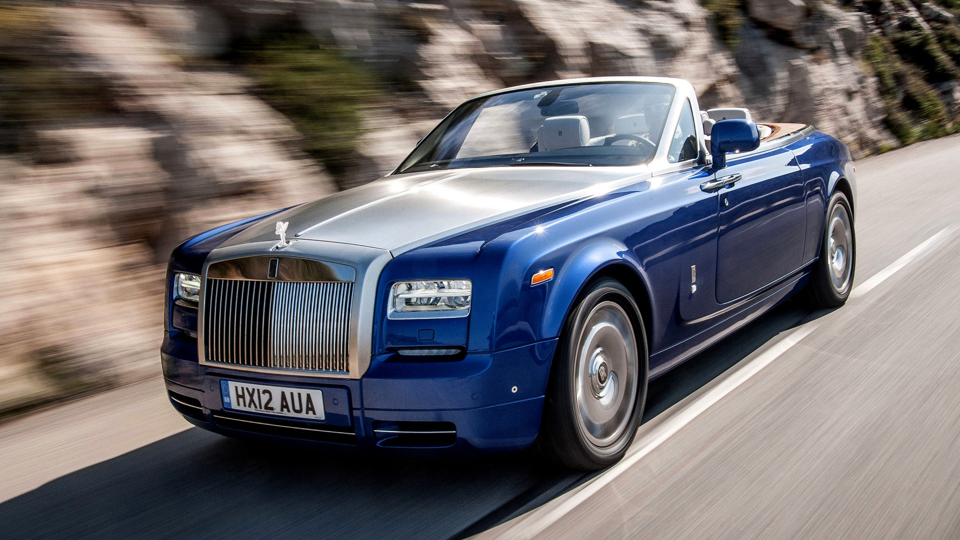 Rolls-Royce Phantom Drophead Coupe (2012) Wallpapers and HD Images - Car Pixel