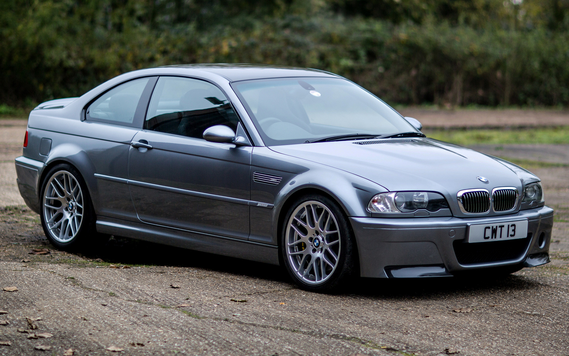 BMW M3 CSL Coupe (2003) UK Wallpapers and HD Images - Car Pixel