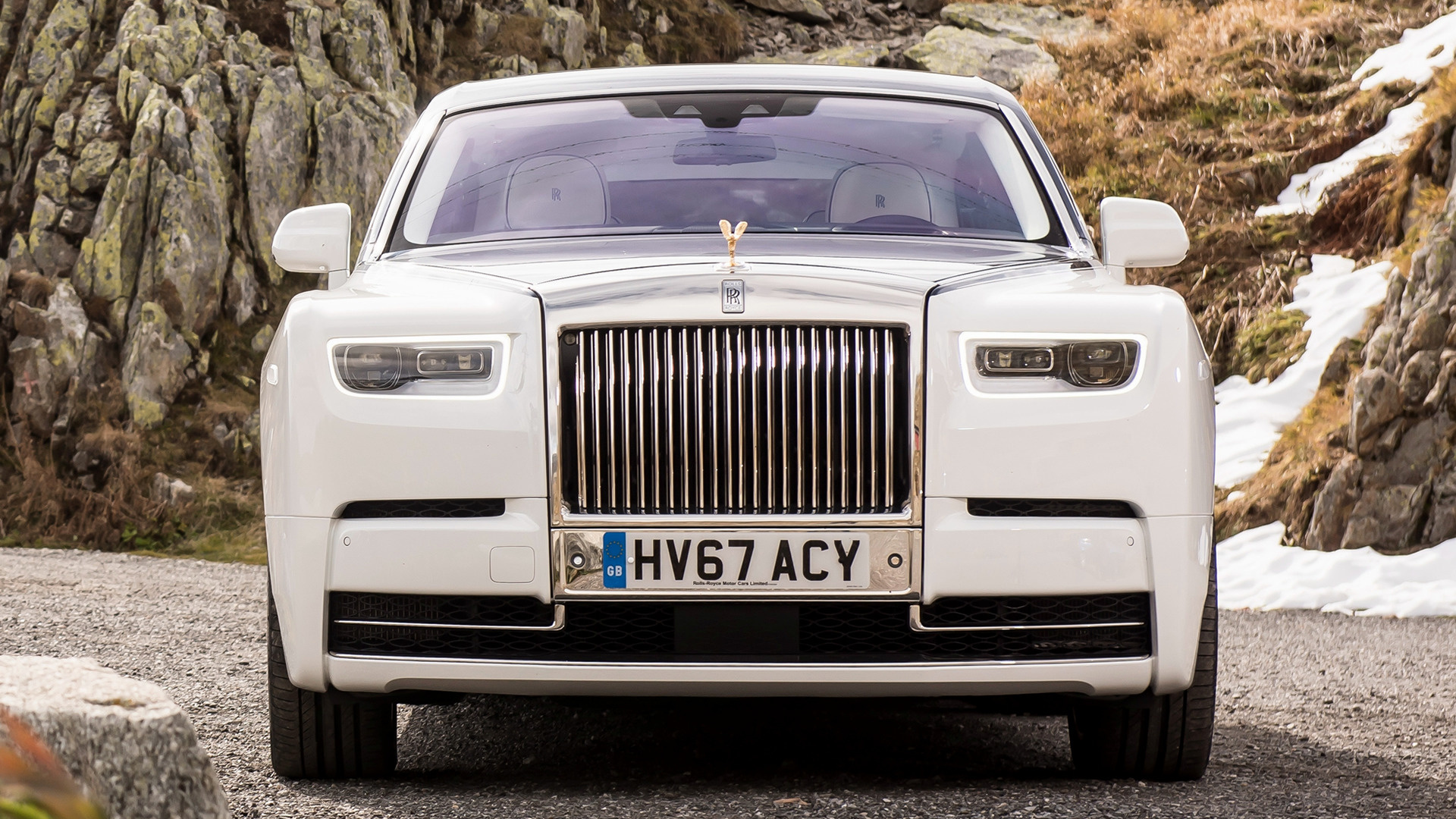 2017 Rolls Royce Phantom Wallpapers And Hd Images Car Pixel