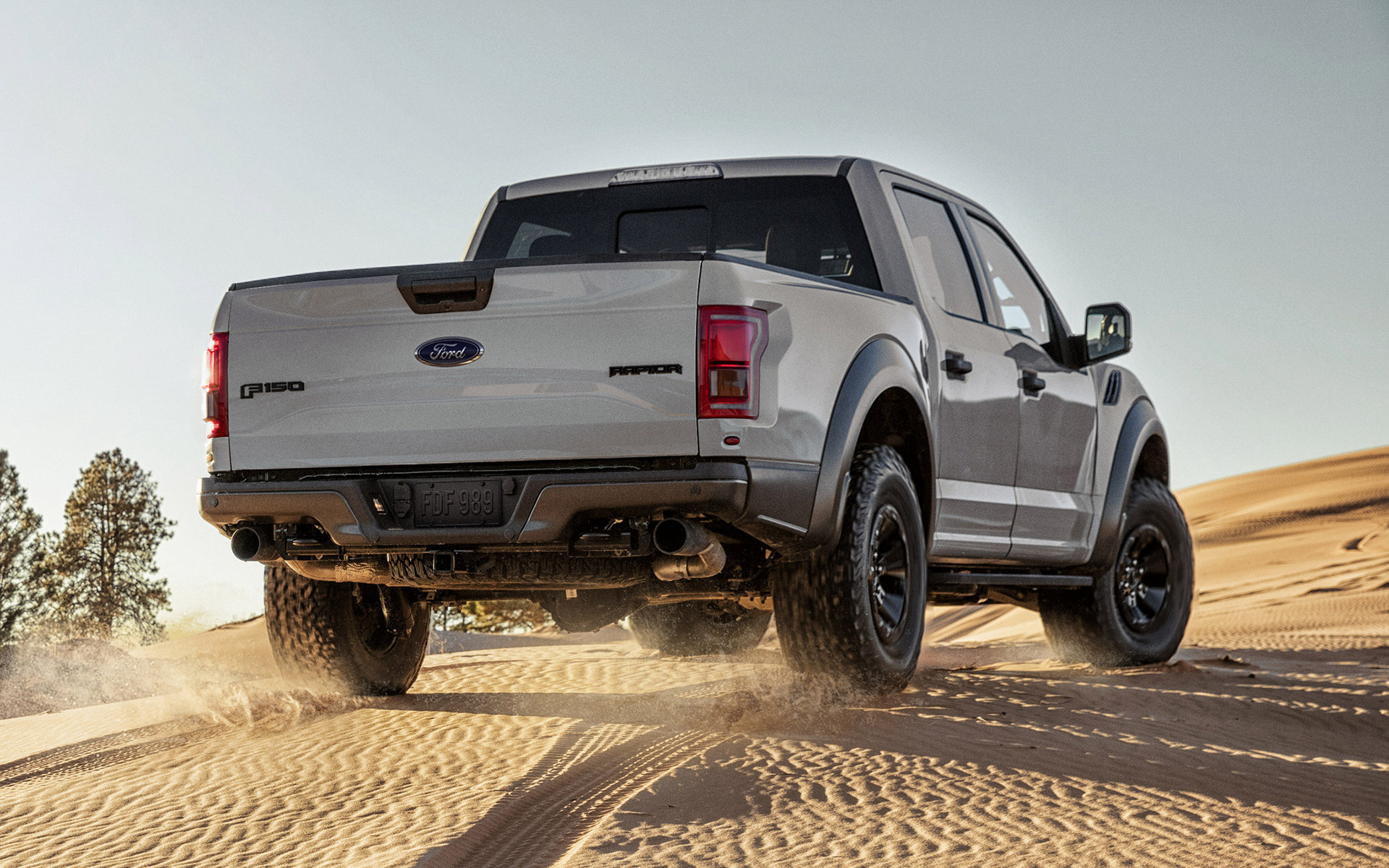 2017 BMW 6 Series >> 2017 Ford F-150 Raptor SuperCrew - Wallpapers and HD Images | Car Pixel