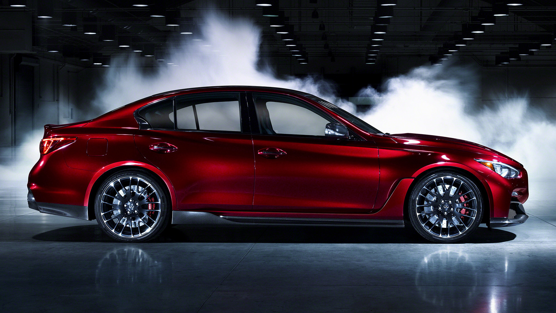 2014 infiniti q50 eau rouge concept  wallpapers and hd
