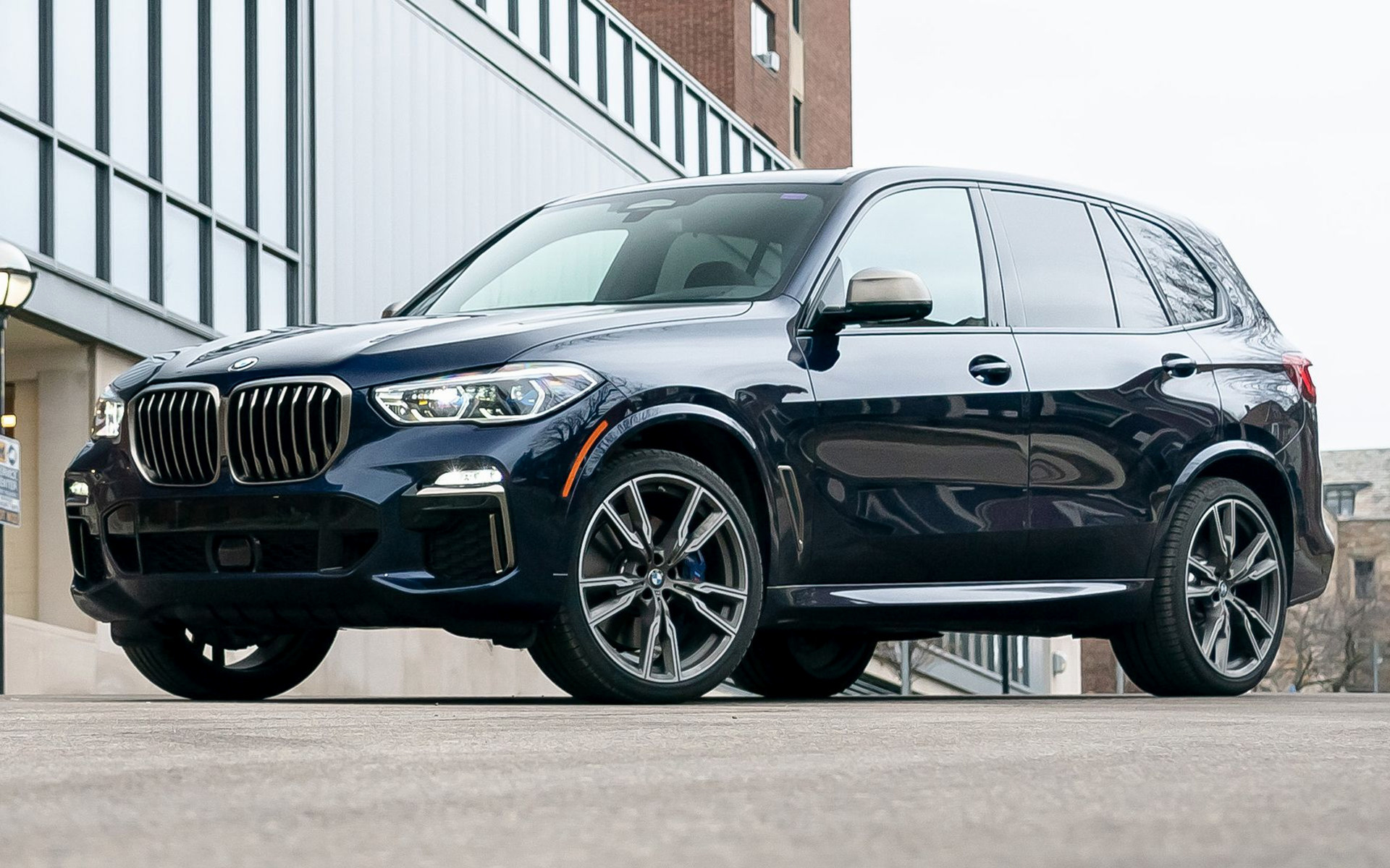 2020 Bmw X5 M50i Us Wallpapers And Hd Images Car Pixel