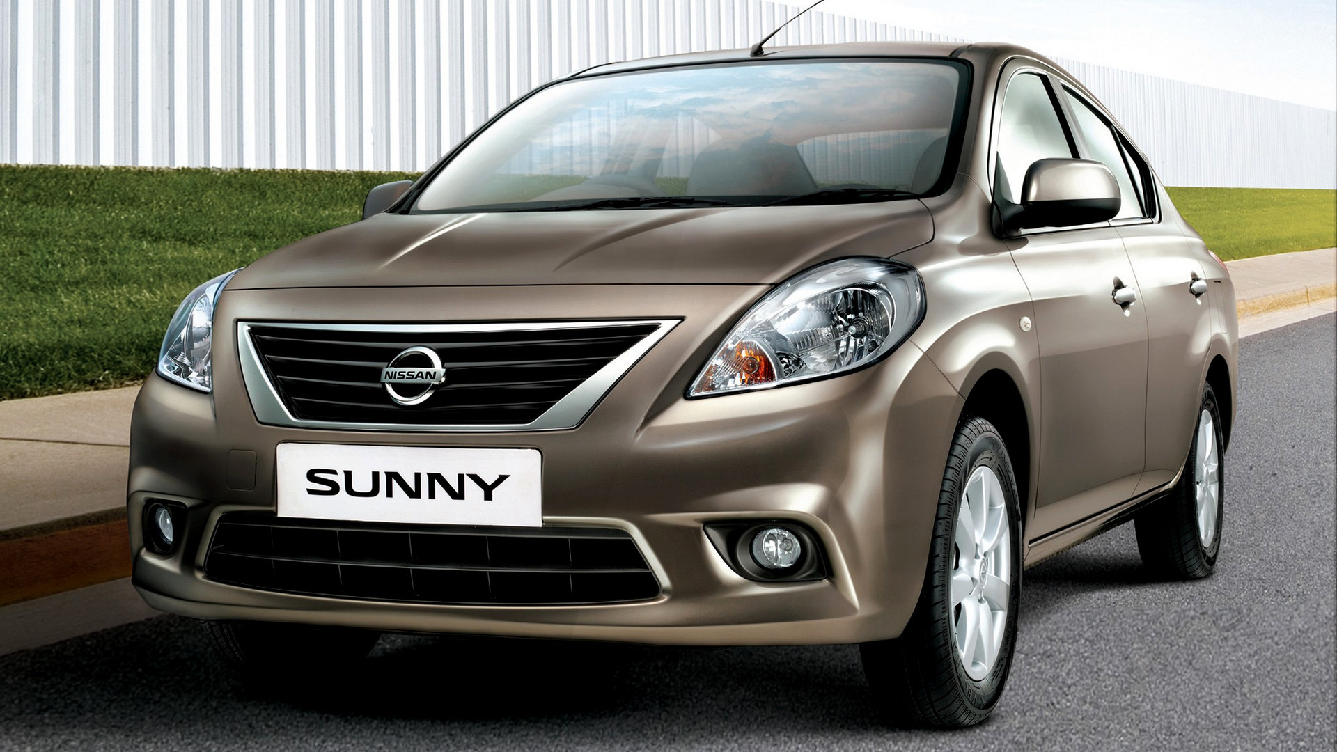 Nissan Sunny 2011 Wallpapers And Hd Images Car Pixel