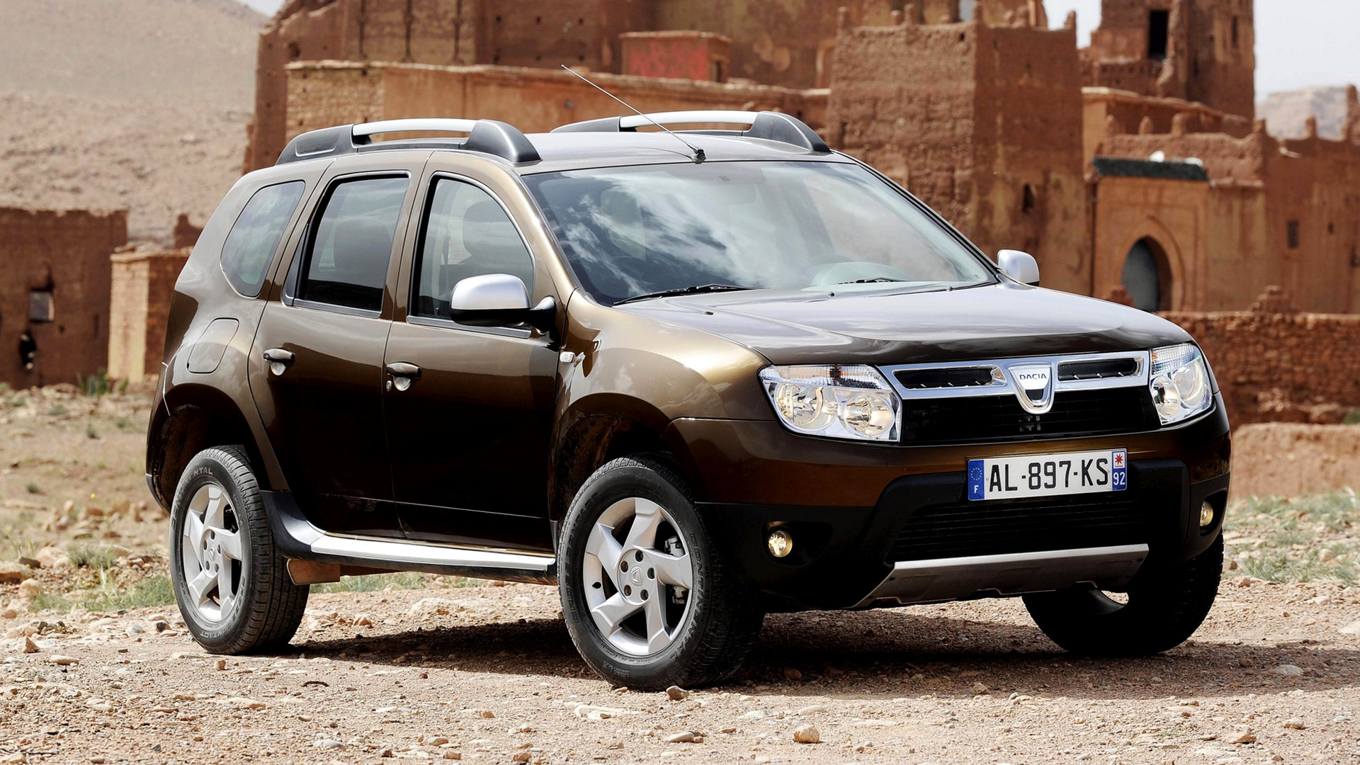 Dacia duster 2010 wallpapers and hd images car pixel hd 169 voltagebd Image collections
