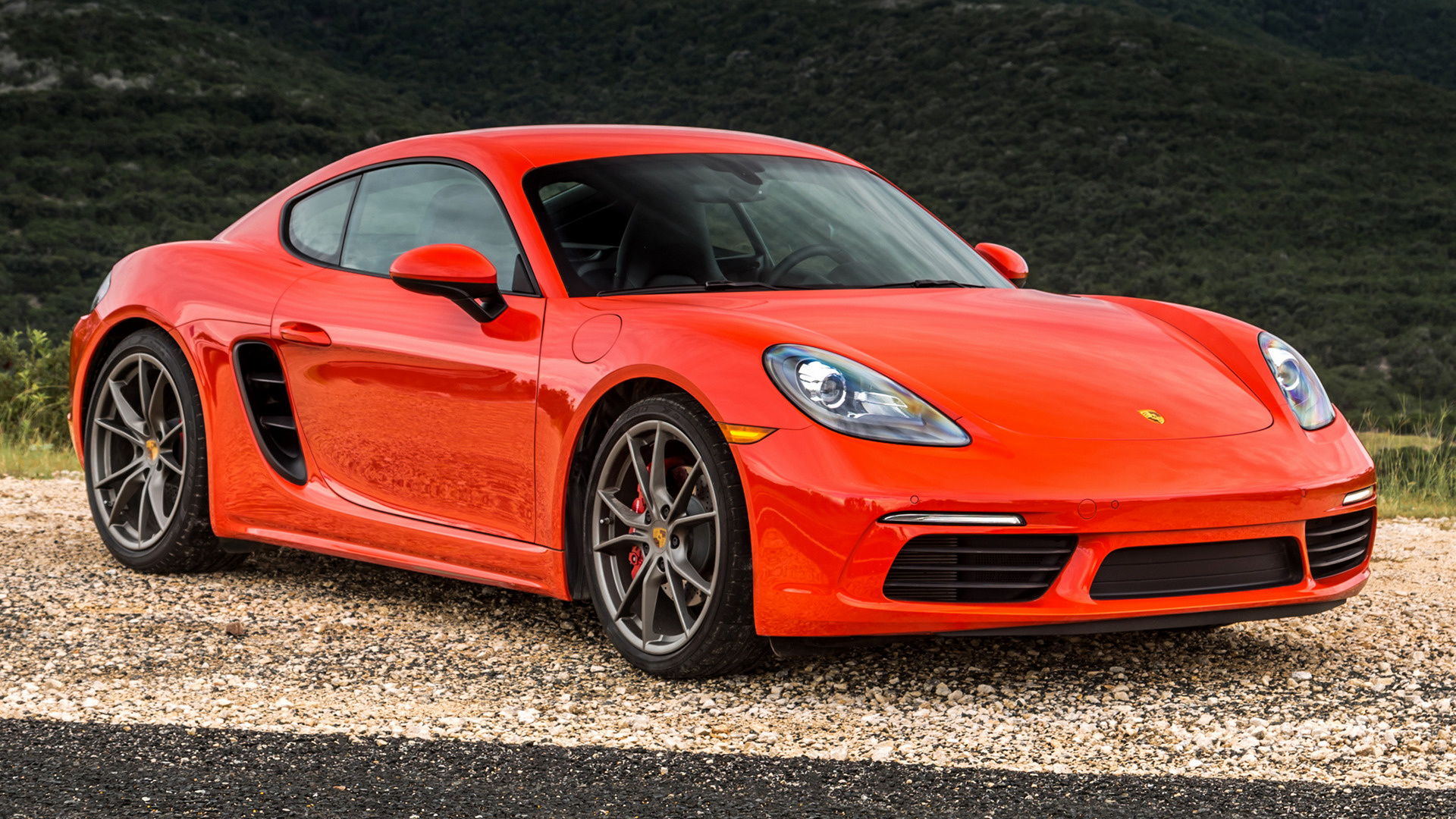 Porsche 718 Cayman S (2017) US Wallpapers and HD Images - Car Pixel