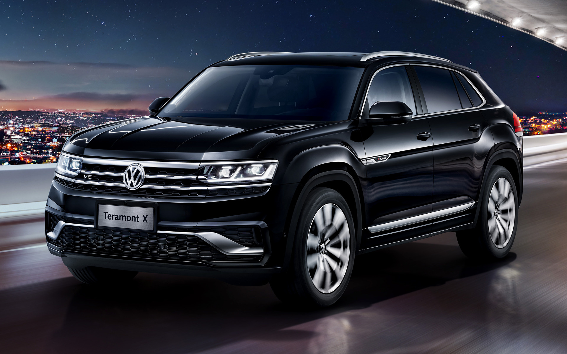 2019 Volkswagen Teramont X (CN) - Wallpapers and HD Images ...